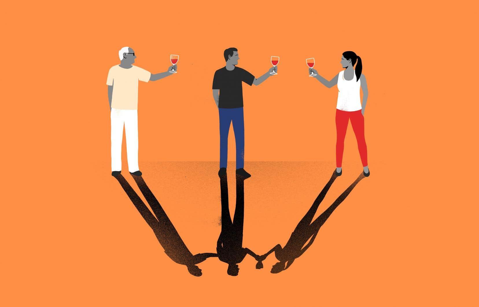 Selon le sociologue Joseph Yvon Thériault, la société du déconfinement dans laquelle nous avons basculé récemment est celle du plexiglas, où les relations sociales sont plus que jamais distendues.