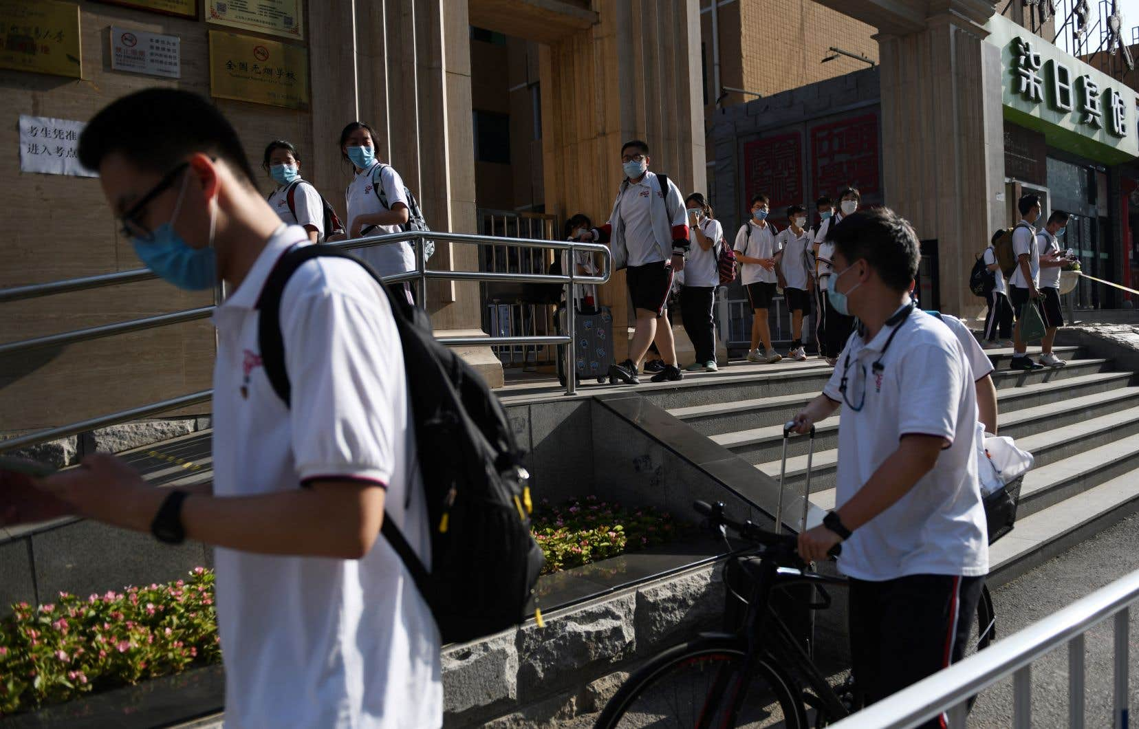 Pékin va fermer à nouveau toutes ses écoles et universités, après un rebond des cas de COVID-19 dans la capitale chinoise.