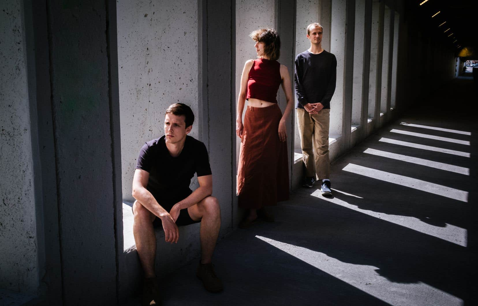 Raphaelle Standell-Preston, Austin Tufts et Taylor Smith, qui forment le trio montréalais Braids, n'avaient pas sorti de nouvel album depuis cinq déjà.
