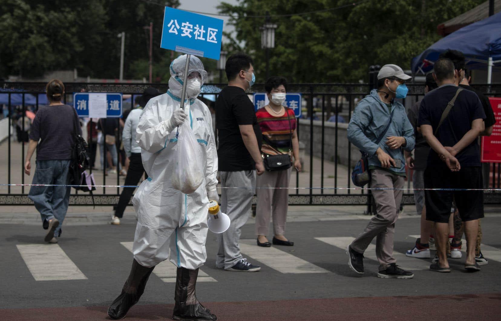 La source du rebond épidémique, qui a déjà fait plus de 130 malades dans la capitale, n'est pas connue.