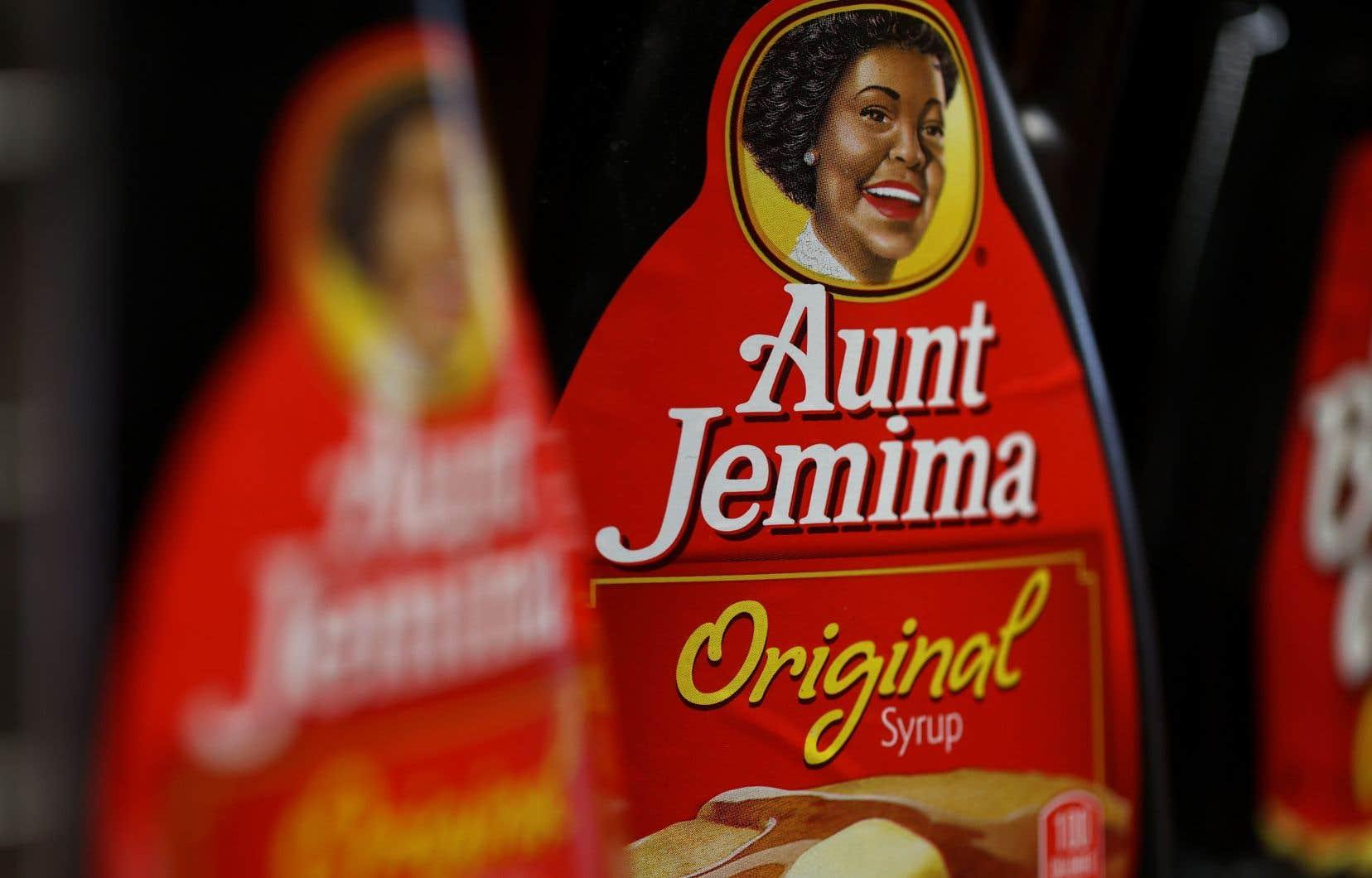 Quaker Oats va se débarrasser entièrement de la facture  visuelle de la marque Aunt Jemima d'ici la fin de l'année.