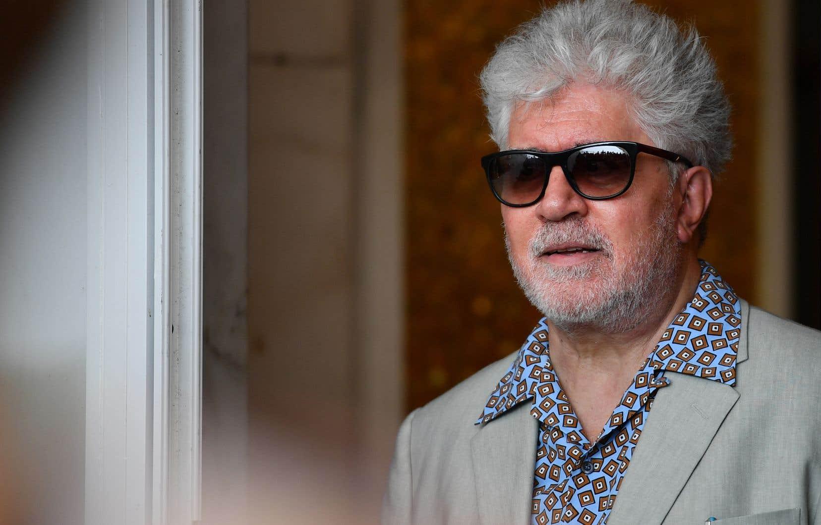 Treize cinéastes européens, dont Pedro Almodóvar (photo) demandent une réaction concertée face aux géants numériques extra-européens.