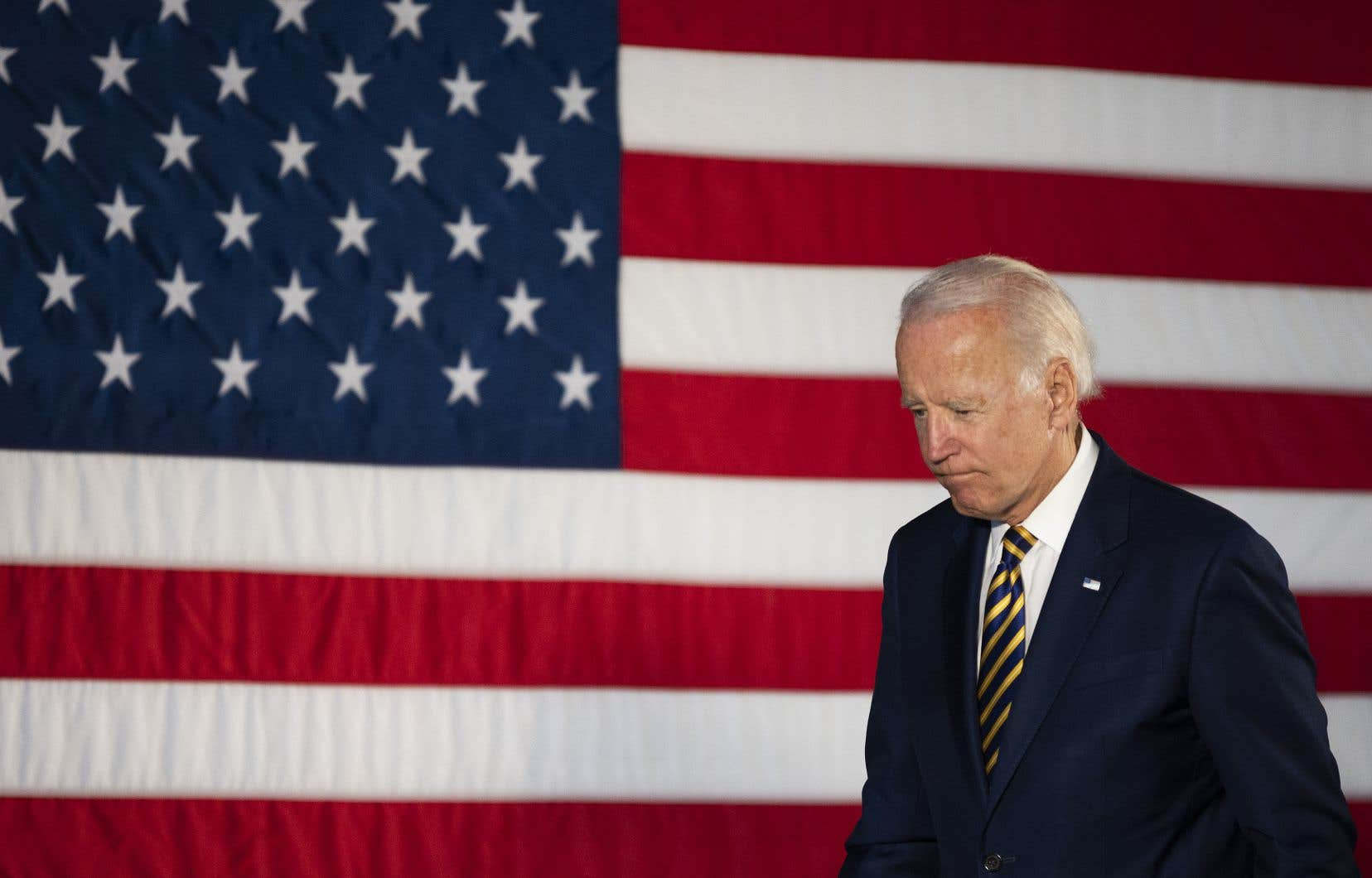 Le candidat démocrate à la présidence américaine, Joe Biden, a annoncé, peu avant le début de la pandémie de COVID-19, qu'il choisira une femme pour occuper le poste de vice-présidente advenant sa victoire aux élections.