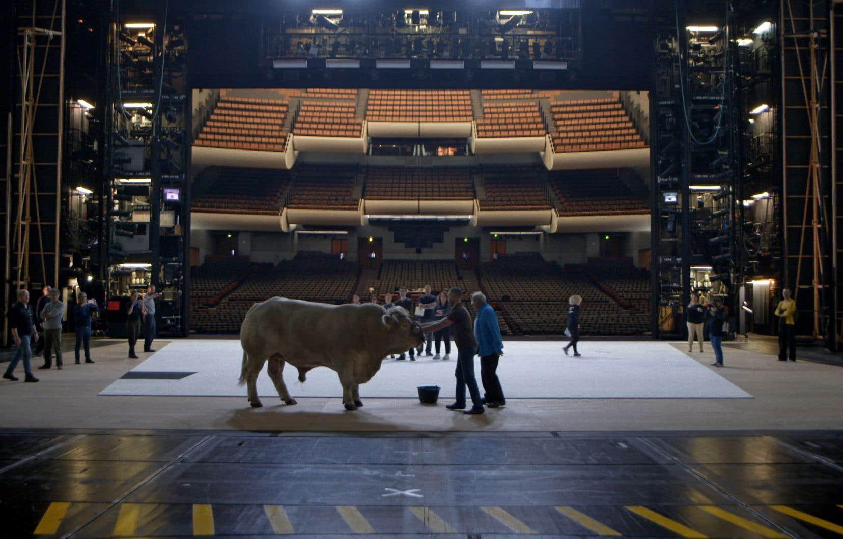 Une scène tirée du documentaire «L'Opéra», de Jean-Stéphane Bron