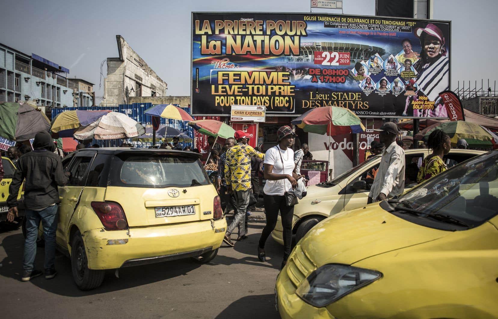 En 2020, la République démocratique du Congo était classée 168e sur 180 dans l'indice de perception de la corruption établi par l'ONG Transparency International.