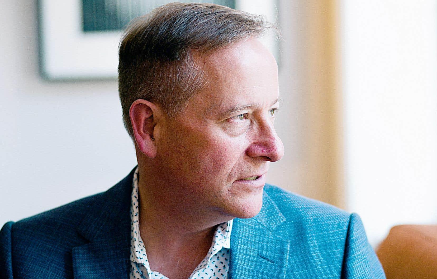 Patrick Corrigan, directeur de l'Opéra de Montreal, a expliqué lundi la situation particulière de l'institution. Au même moment, la Canadian Opera Company de Toronto annonçait également l'annulation de sa saison automnale.