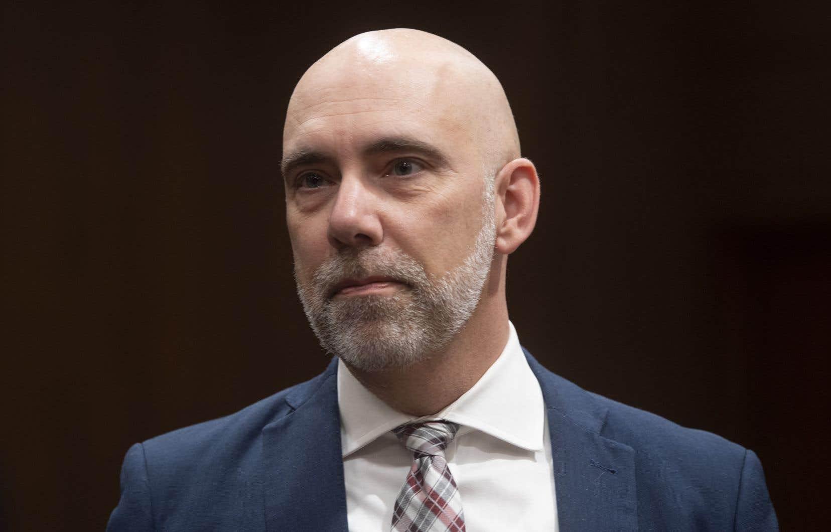 Ledirecteur parlementaire du budget, Yves Giroux