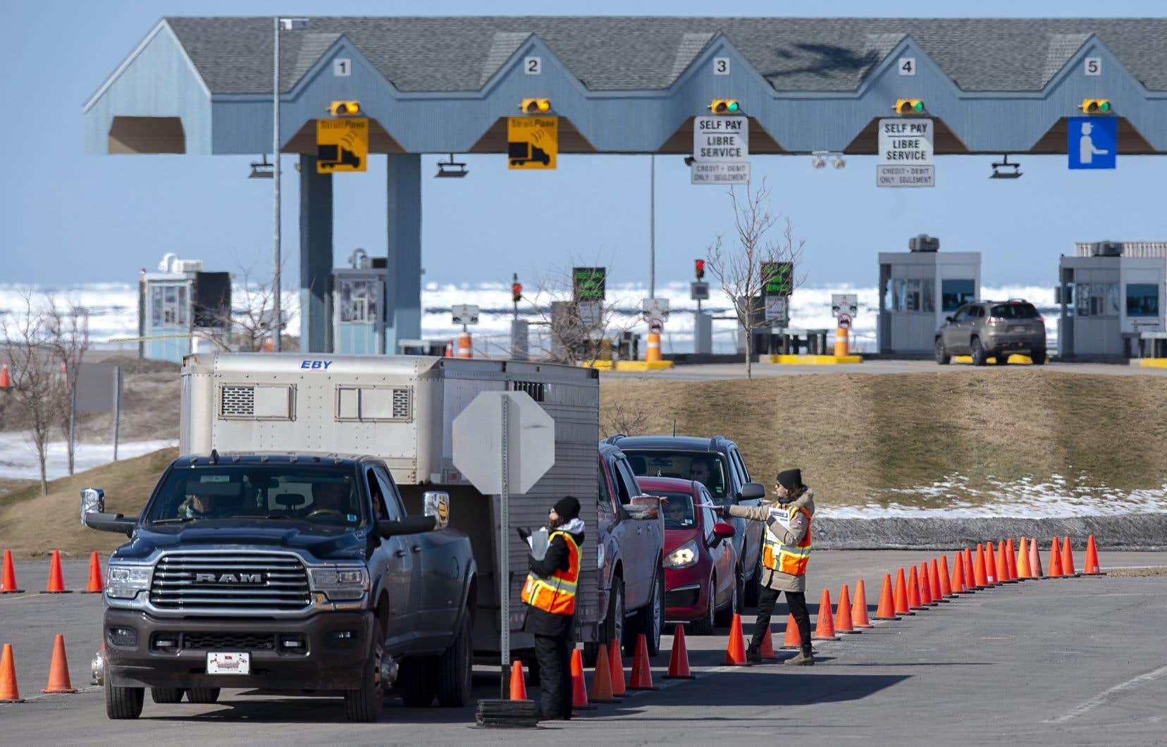 À compter du 3juillet, les résidents du Nouveau-Brunswick, de la Nouvelle-Écosse, de Terre-Neuve-et-Labrador et de l'Île-du-Prince-Édouard pourront passer librement d'une province à l'autre.