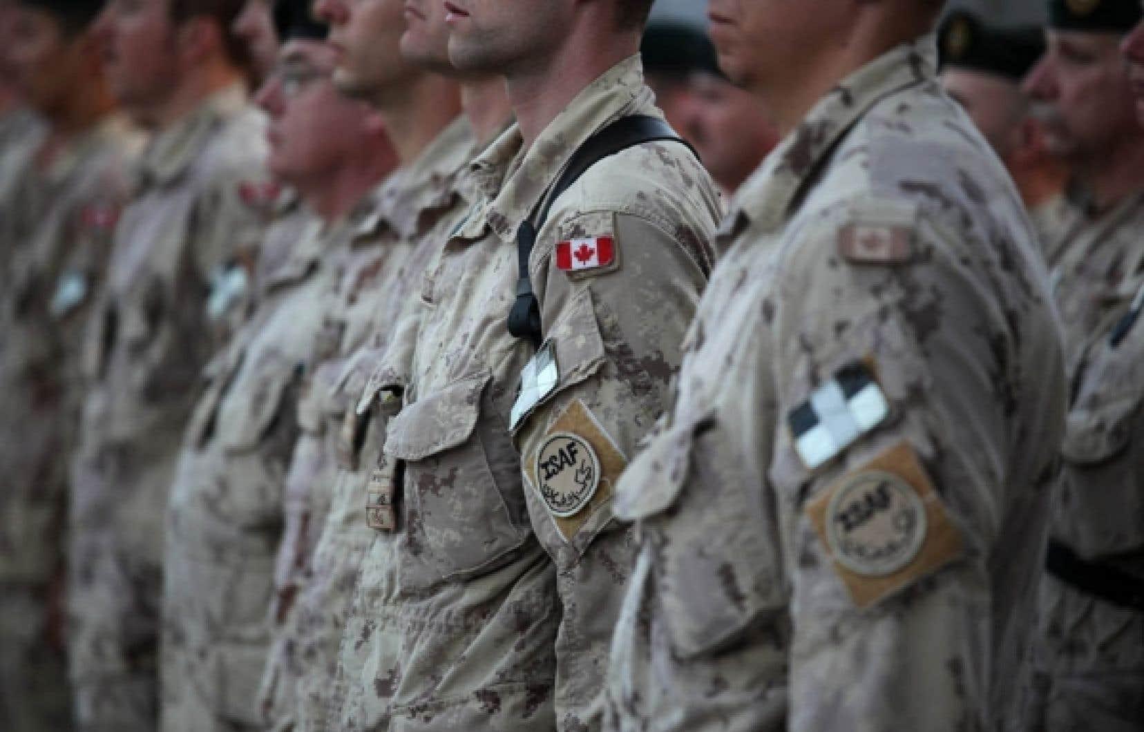 À partir de juillet, la mission canadienne en Afghanistan se déplacera à Kaboul et sera essentiellement centrée sur la formation et l'entraînement des forces de sécurité afghanes.<br />