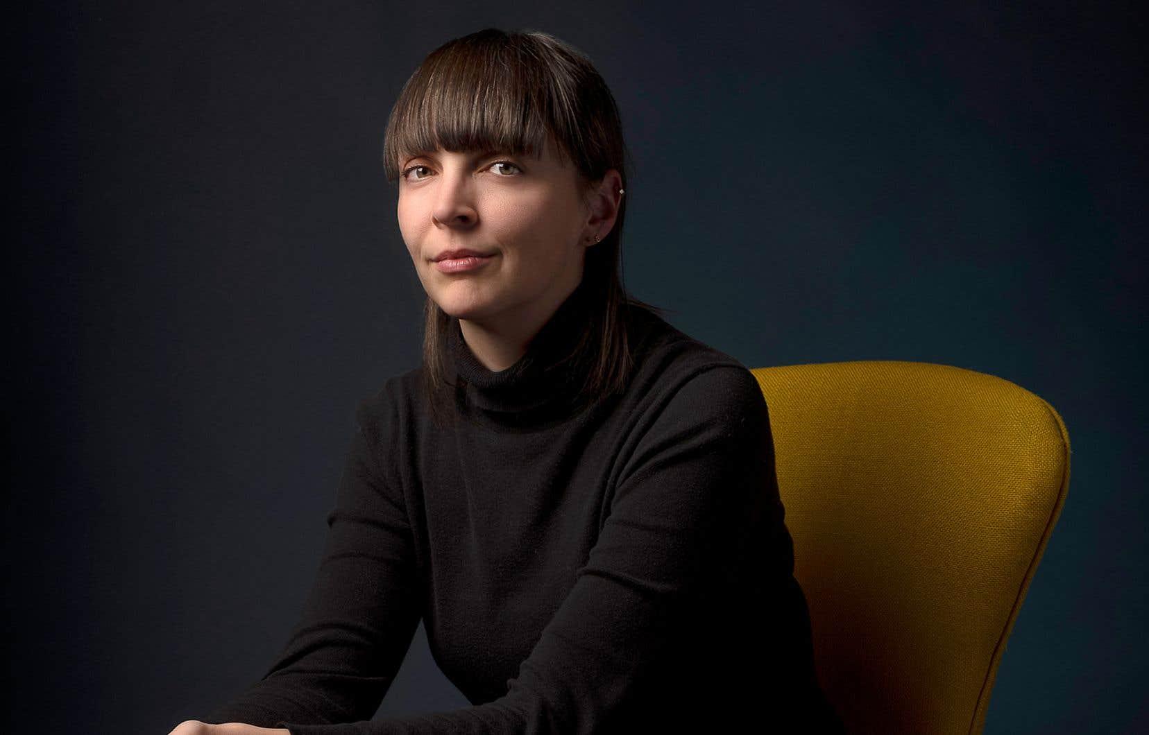 Lauréate des prix Nouvelles Voix 2018 et Geneviève-Amyot 2019, Kristina Gauthier-Landry propose un premier recueil d'une rare richesse.