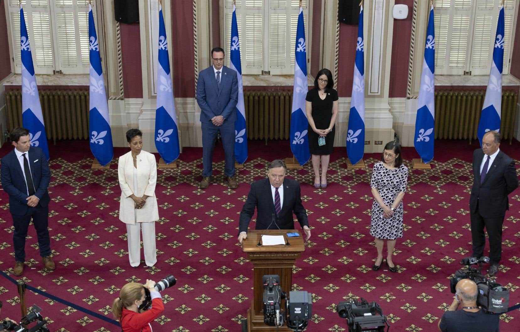 Le remaniement ministériel annoncé lundi par le premier ministre François Legault en a surpris plus d'un.