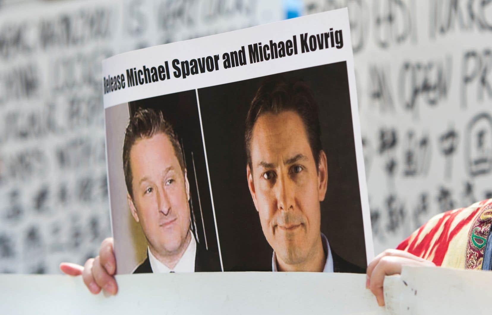 Les deux Michael ont été pris en otages par un État qui nie leurs droits. Il y a un danger réel qu'un échange ne serve qu'à cautionner cette diplomatie de l'intimidation et de la méthode forte préconisée par la Chine.