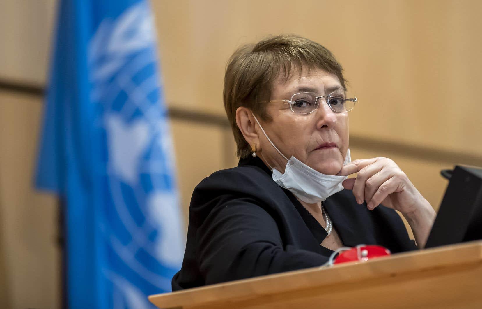 «L'annexion est illégale. Point final», a affirmé Michelle Bachelet, la Haut-Commissaire de l'ONU aux droits de l'Homme, dans une déclaration écrite. «Toute annexion. Qu'il s'agisse de 30% de la Cisjordanie ou de 5%».