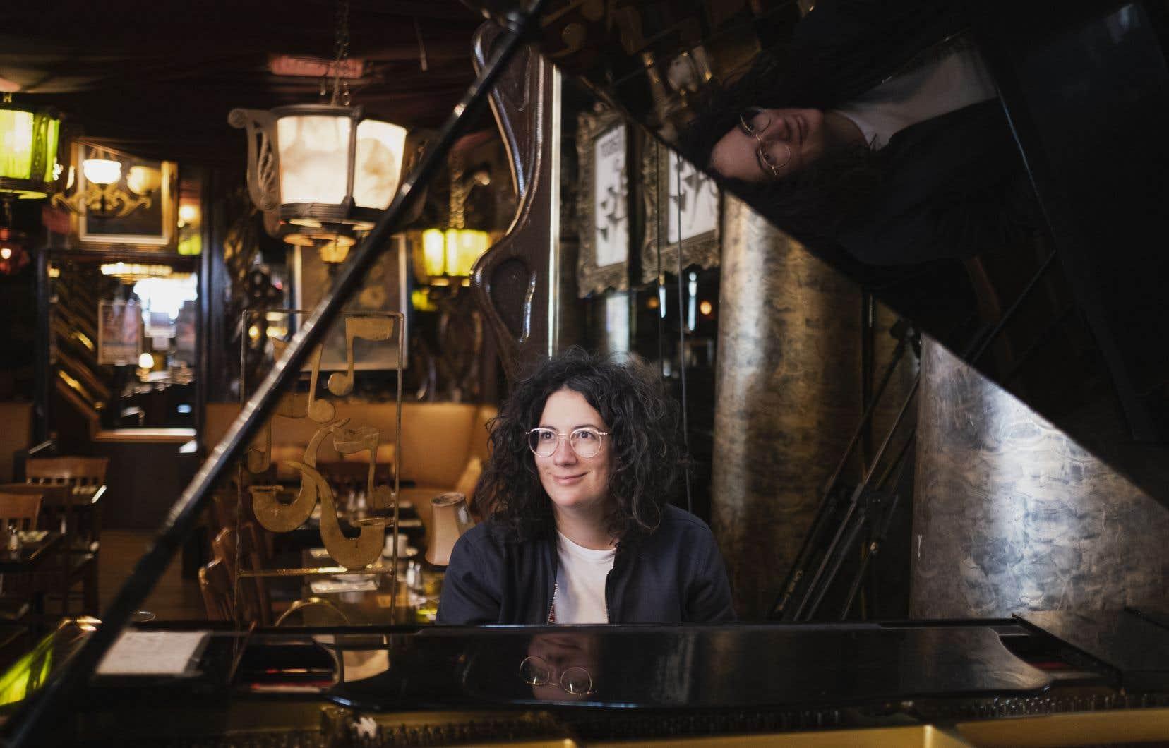 Alexandra Stréliski a remporté le prix Juno de l'Album instrumental de l'année.