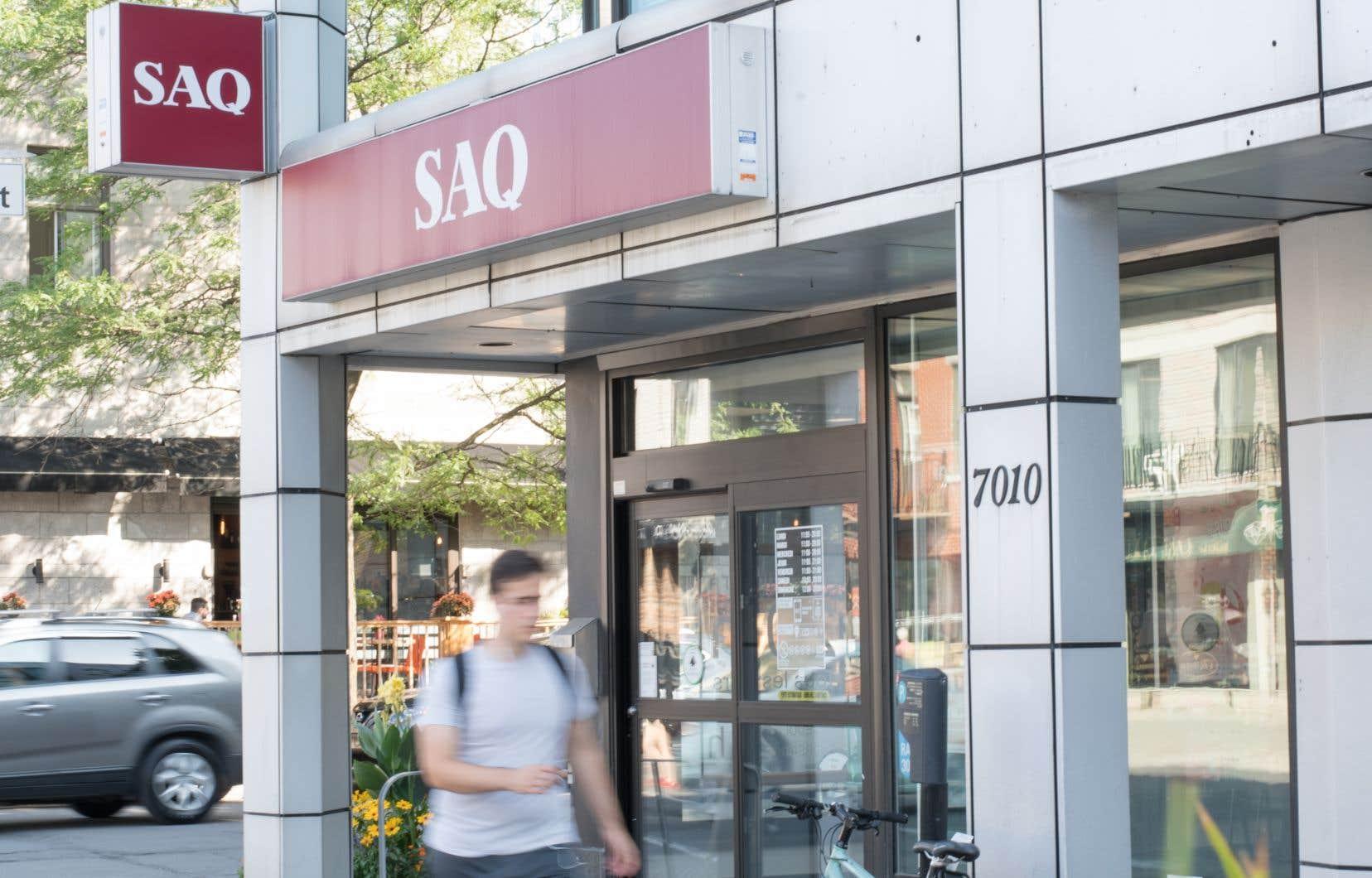 La SAQ précise qu'aucune donnée n'a fait l'objet d'une fuite.