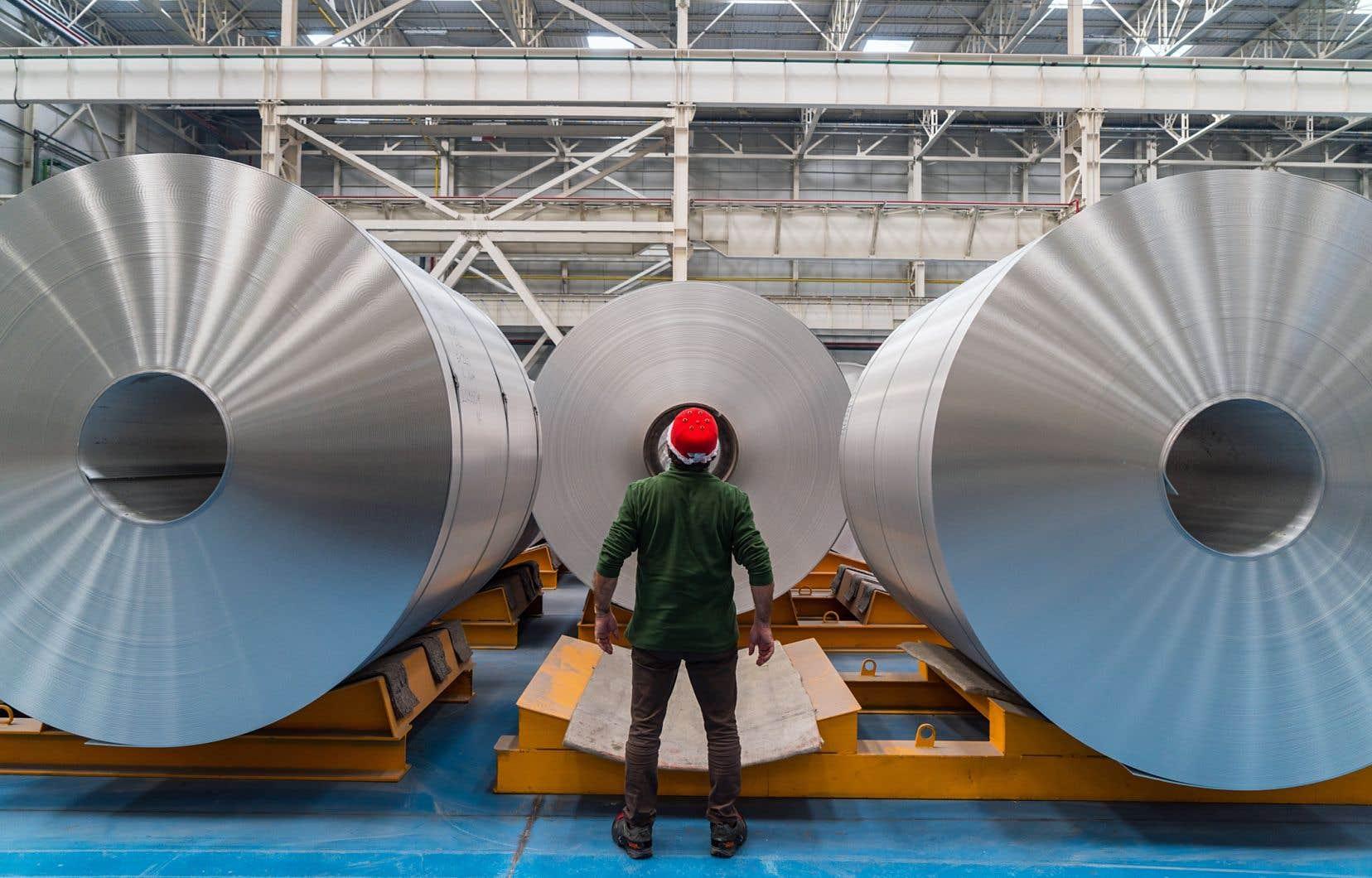 En juin 2018,  en pleine renégociation de l'ALENA, Donald Trump n'avait pourtant pas  hésité à instaurer des droits de douane punitifs sur l'aluminium canadien.