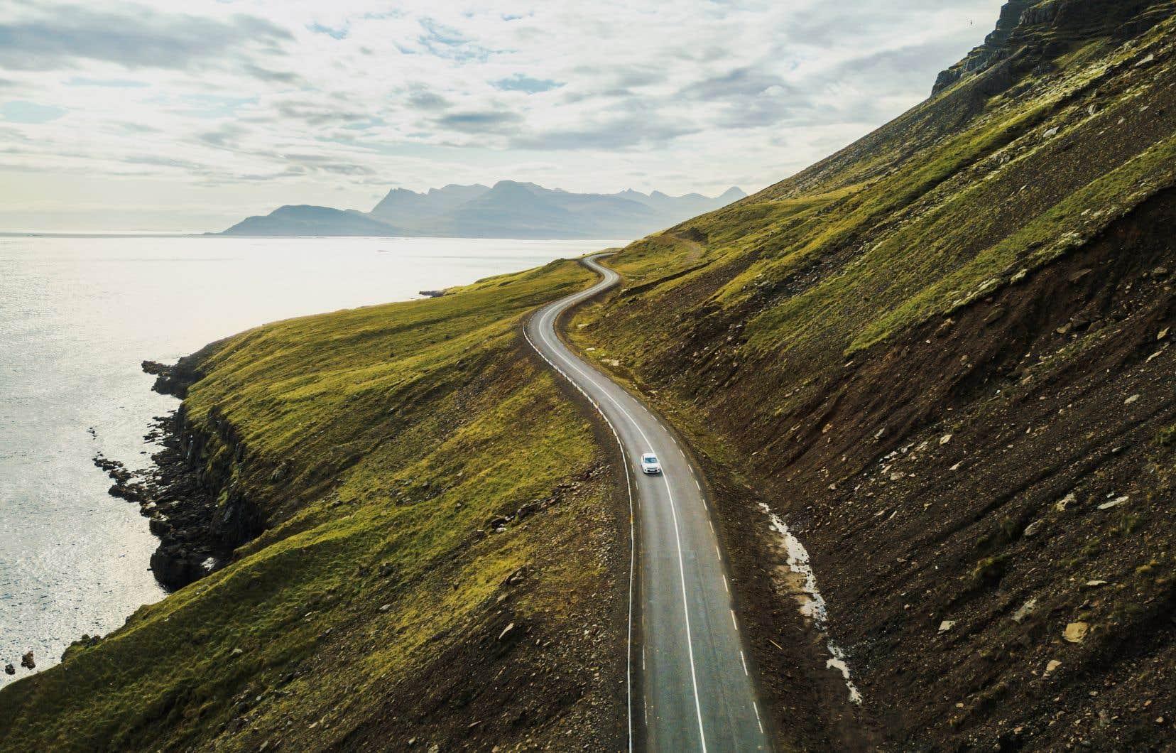 Les paysages d'Islande inspirent plusieurs auteurs de polars.