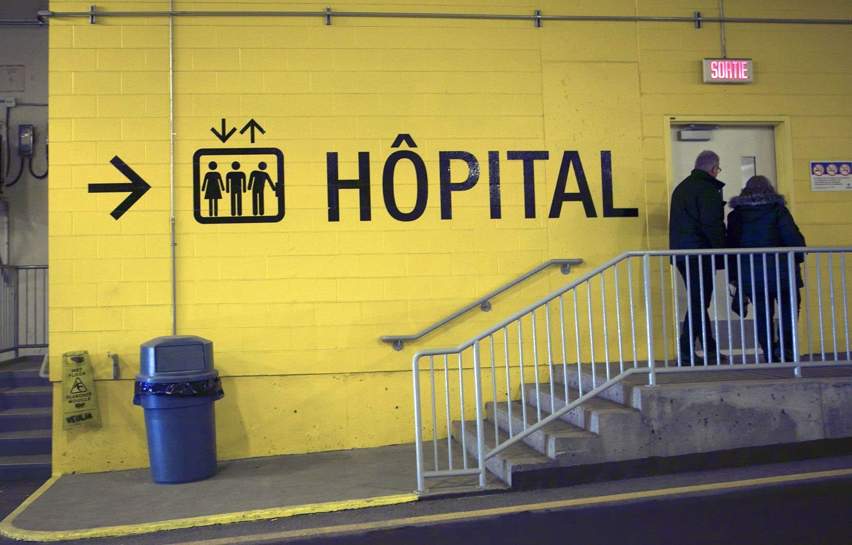 Des campagnes de financement sont suspendues, ce qui nuit à la réalisation de projets dans des établissements de santé.