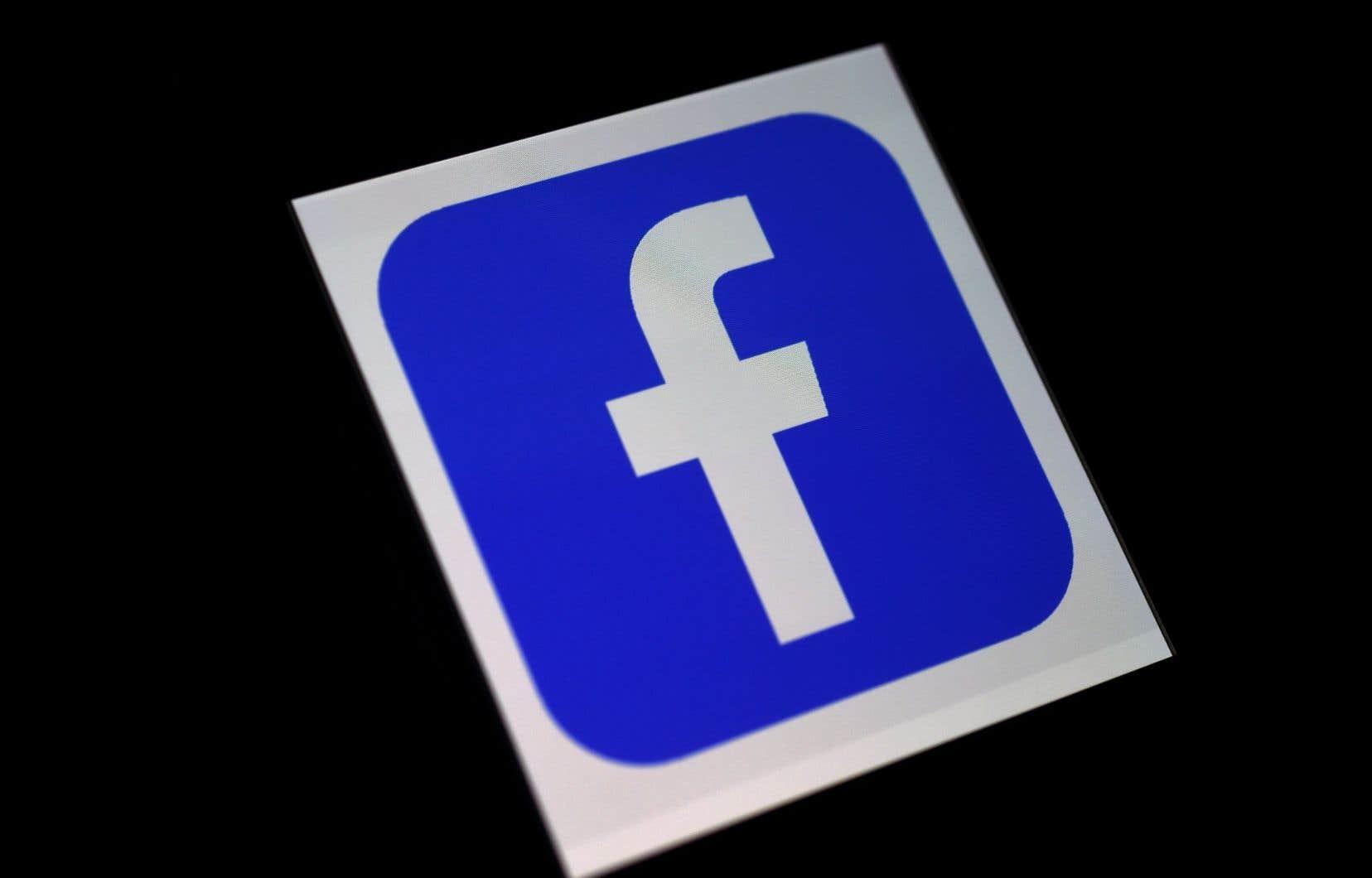 Facebook a soutenu cette semaine avoir pris des mesures pour contrer le racisme sur ses plateformes.
