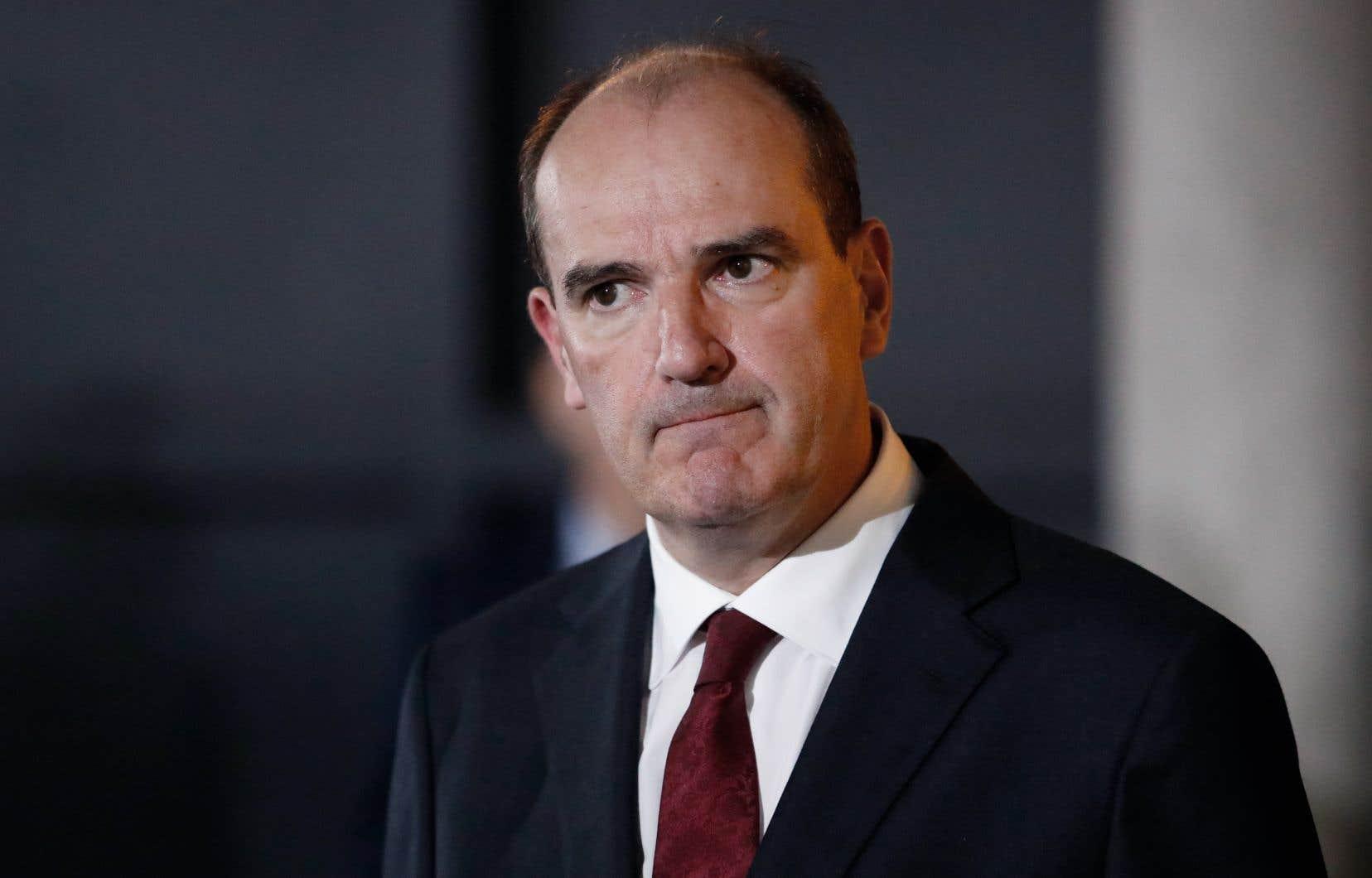 Jean Castex a été nommé premier ministre vendredi.