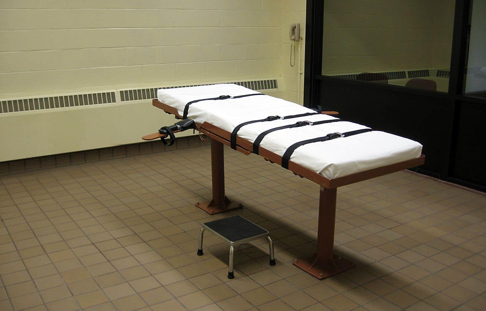 Le gouvernement de Donald Trump a décidé, il y a près d'un an, de renouer avec la pratique des exécutions fédérales, dont la dernière remonte à 2003.