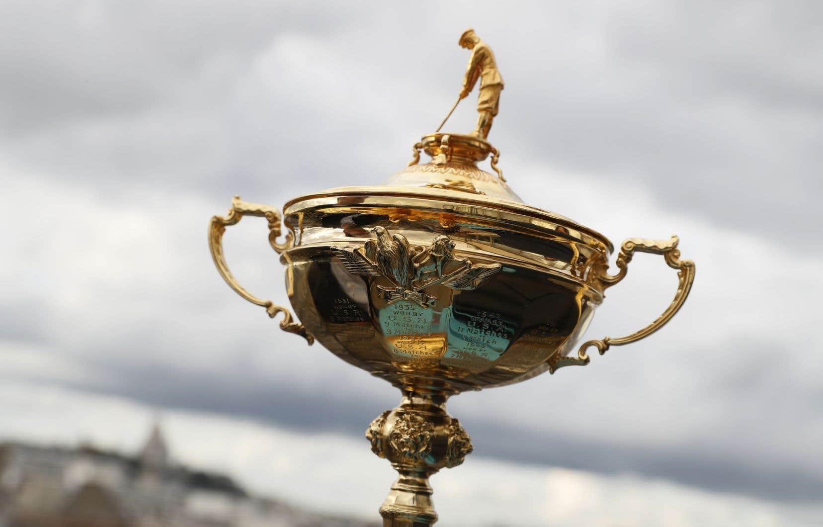 La Coupe Ryder sera maintenant disputée du 24 au 26septembre 2021.