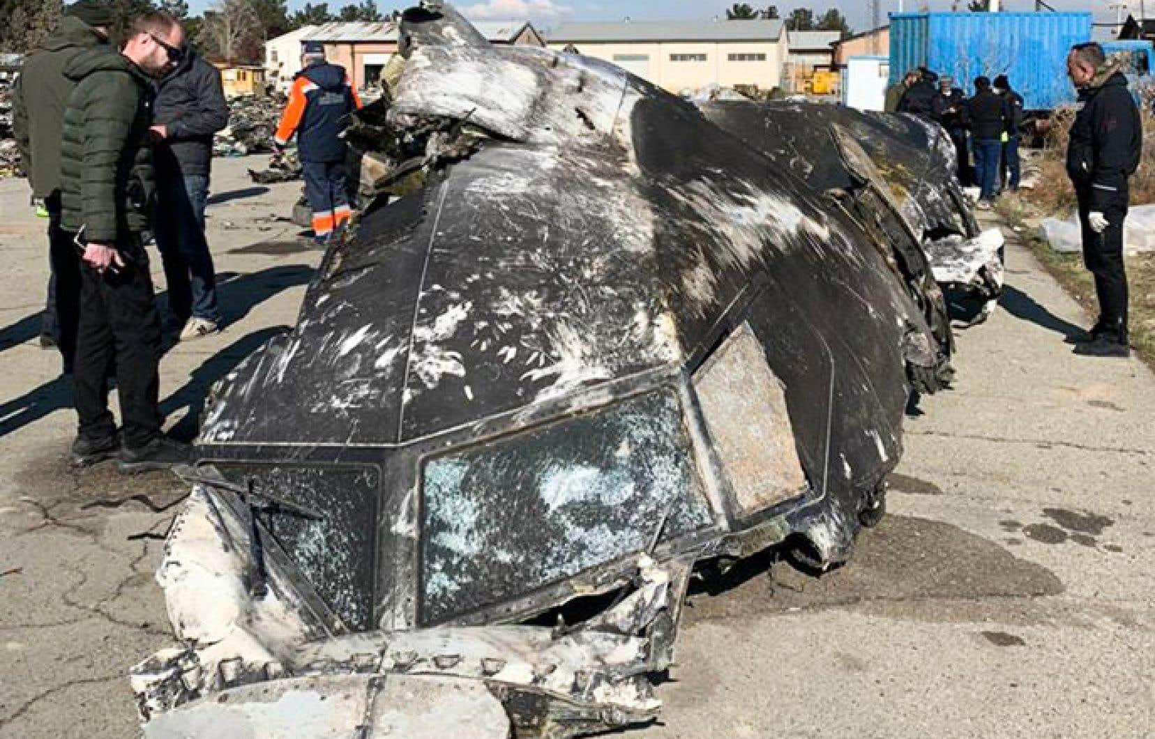 Le 8 janvier 2020, deux missiles lancés par l'armée iranienne ont touché un avion Boeing d'Ukrainian Airlines, tuant ses 176 occupants à bord.