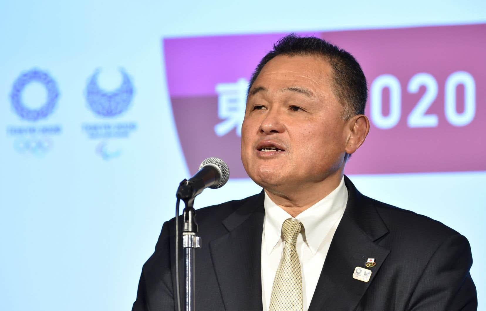 Yasuhiro Yamashita, un ancien médaillé d'or olympique en judo, a reconnu en conférence de presse qu'il sera difficile d'organiser les Jeux olympiques l'année prochaine.
