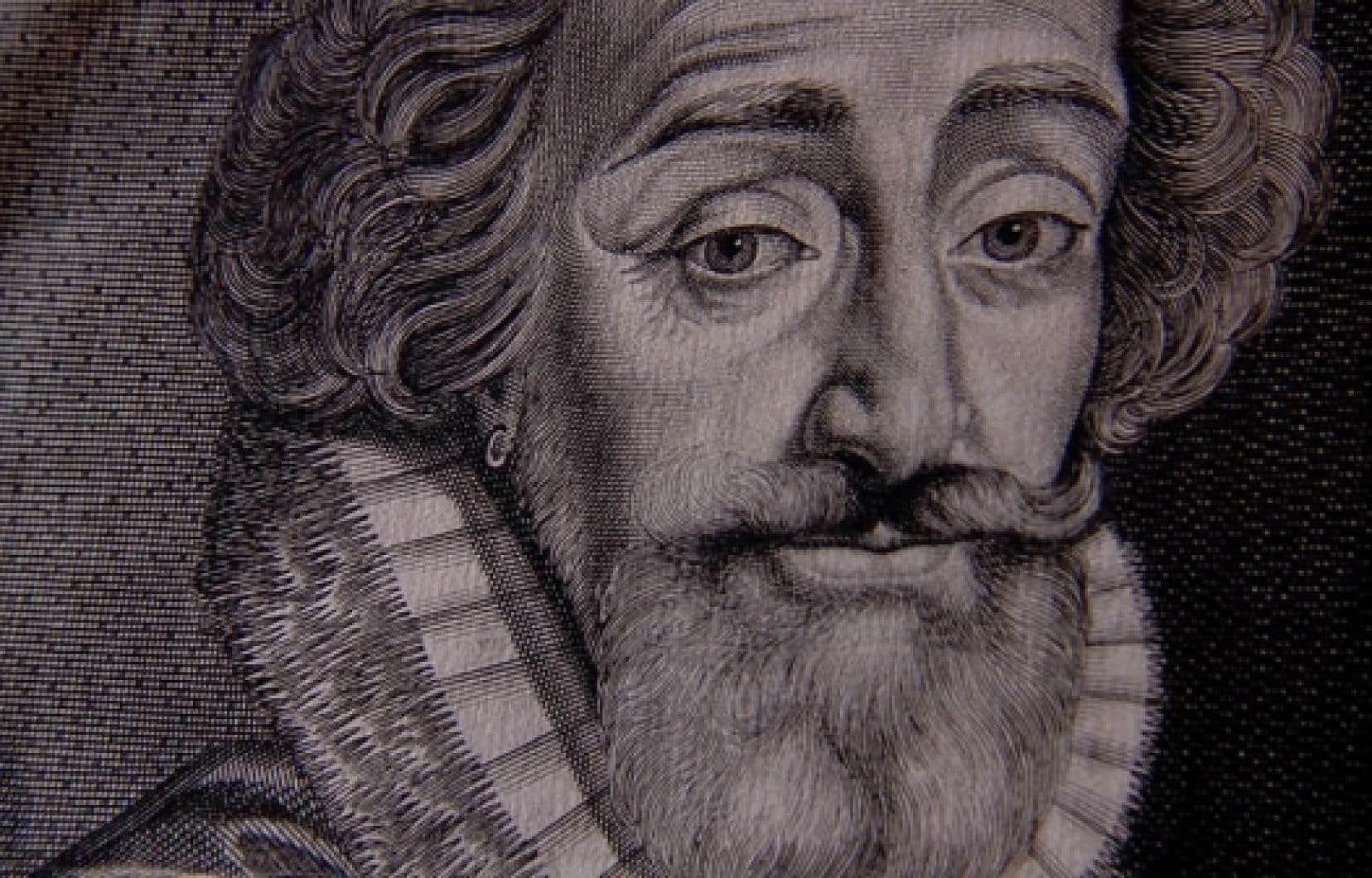 Il s'agit probablement du seul portrait d'Henri IV qui mette en évidence la boucle d'oreille que portait le souverain.<br />