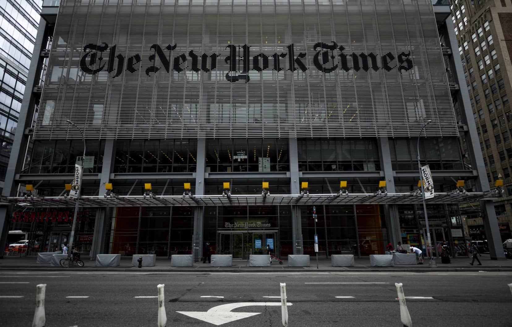 La direction du «New York Times» a expliqué que la loi de Pékin sur la sécurité nationale avait «entraîné beaucoup d'incertitudes quant aux conséquences qu'auront les nouvelles règles sur notre activité journalistique et notre mode de fonctionnement».