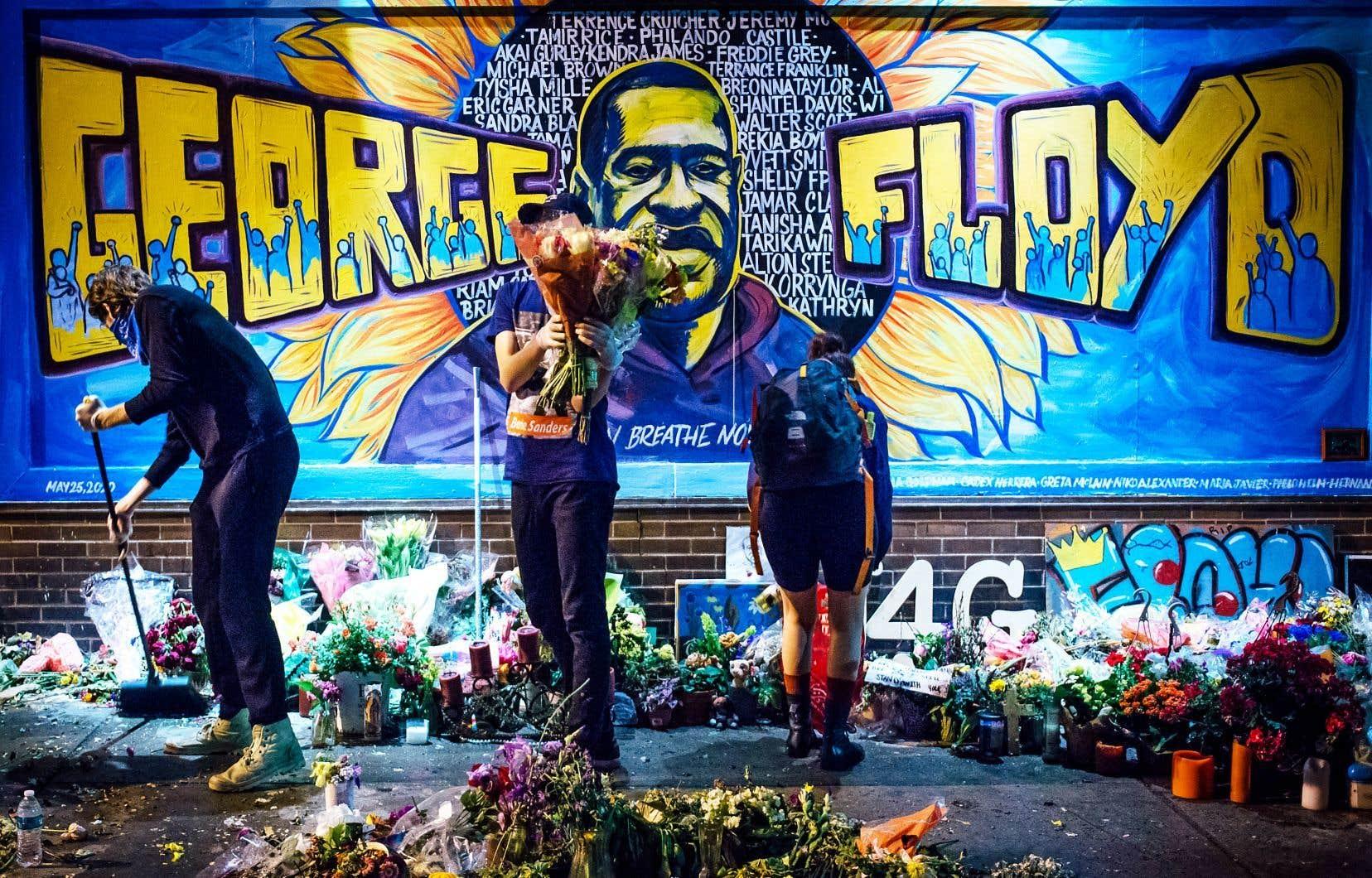 La mort de George Floyd à Minneapolis a provoqué une onde de choc aux États-Unis et un peu partout sur la planète.