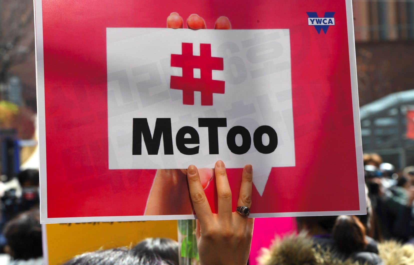 «Dans la foulée du mouvement #MeToo, il y a de ça quelques années déjà, on sentait une certaine volonté politique de changer le système», estime l'autrice.