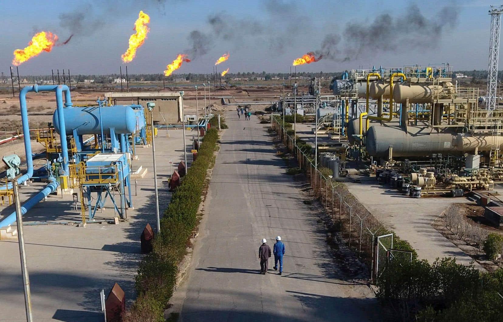 L'OGCI réunit des géants tels que BP, Eni, Petrobras, Shell ou Total, représentant plus de 30% de la production mondiale.