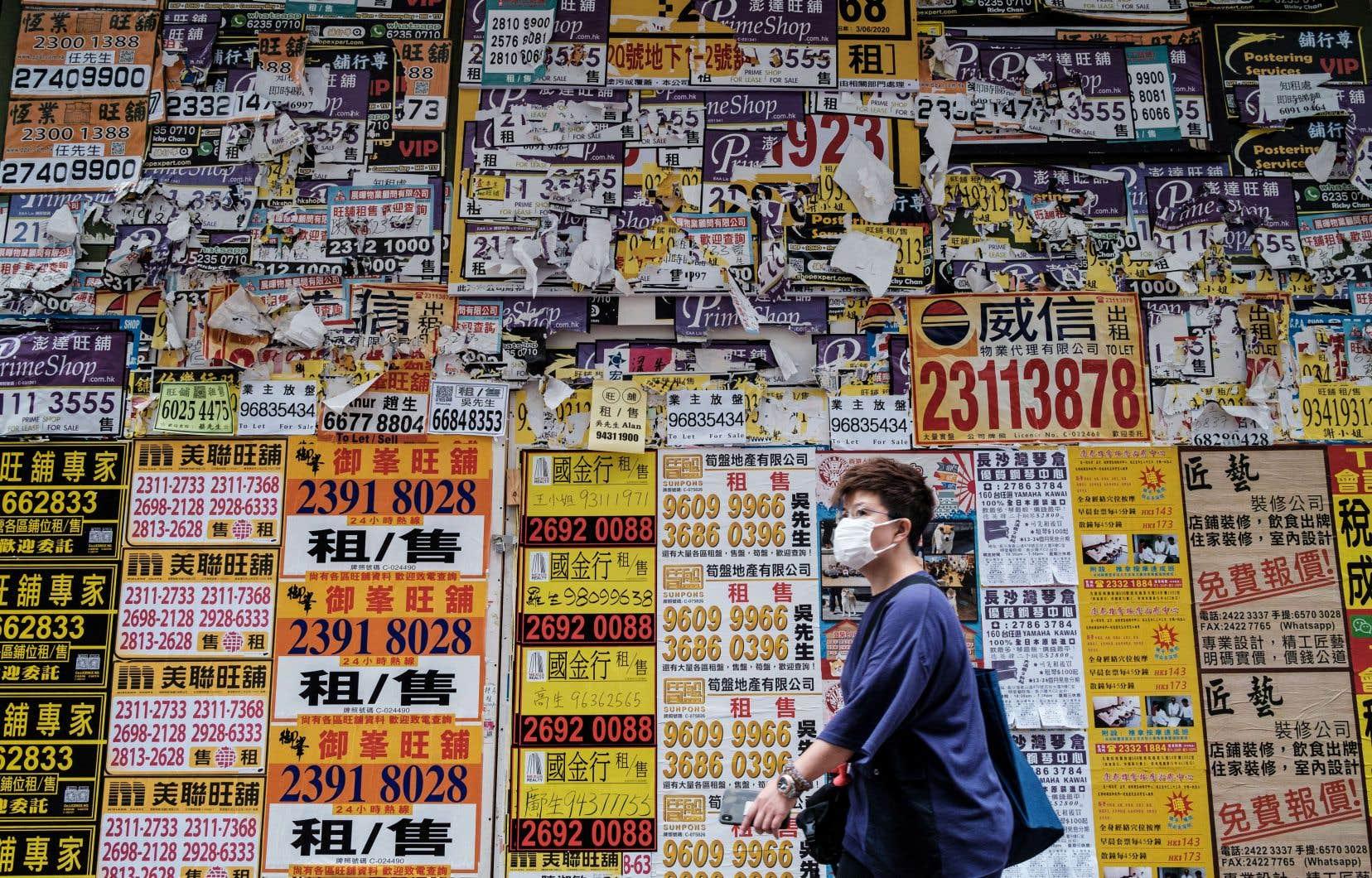 La promulgation par la Chine fin juin de la loi de sécurité nationale à Hong Kong a encore accéléré la dégradation de ses relations avec le Royaume-Uni.