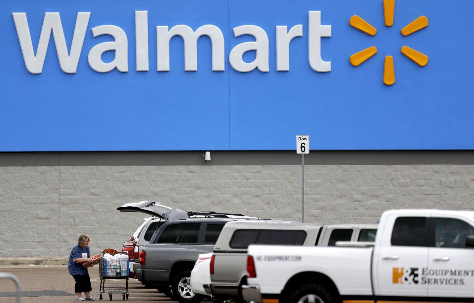 150 magasins vont être rénovés, soit plus du tiers du réseau total de plus de 400 magasins Walmart au pays, dans les trois prochaines années.