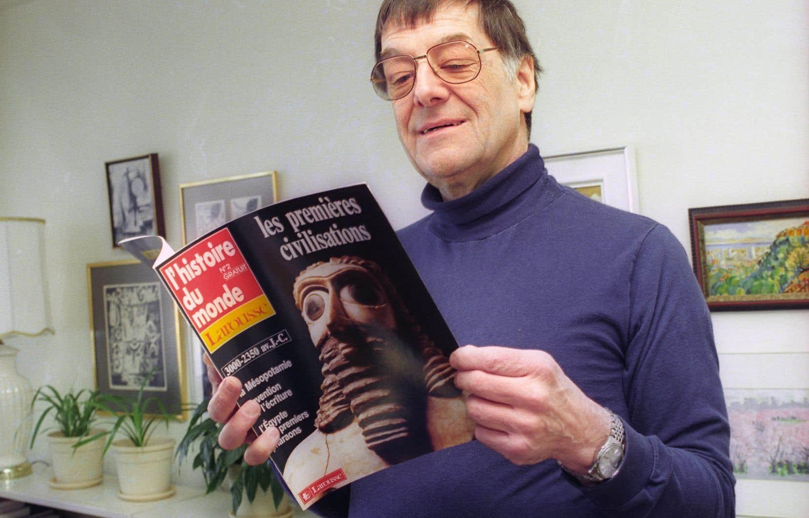 Edgar Fruitier en 1994
