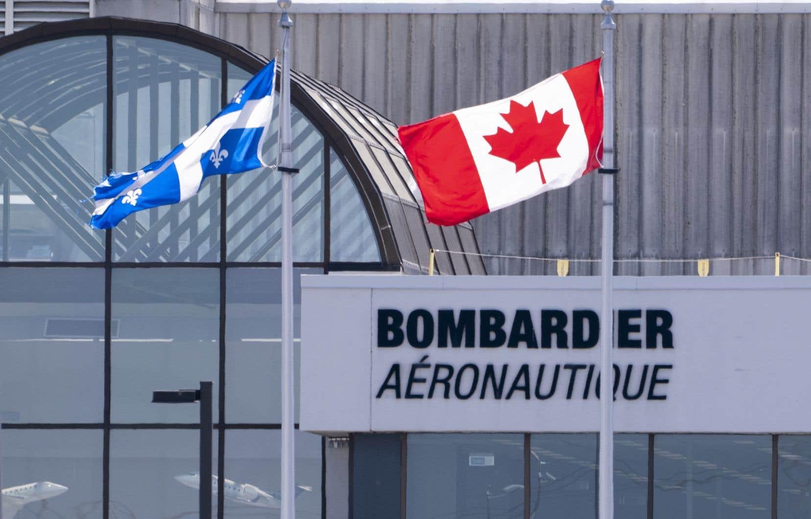 À la fin de juin, l'encaisse de Bombardier totalisait 1,7milliard et la société avait également accès à 700millions en financement.
