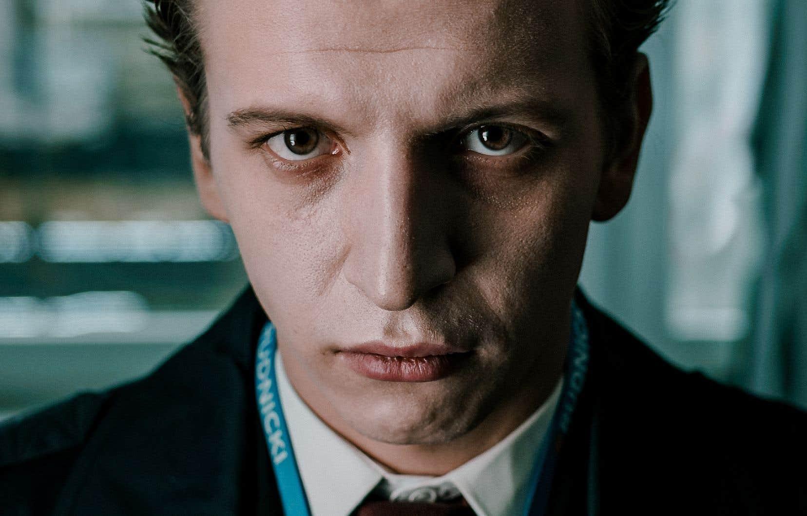 Une scène du long métrage polonais «Le goût de la haine»