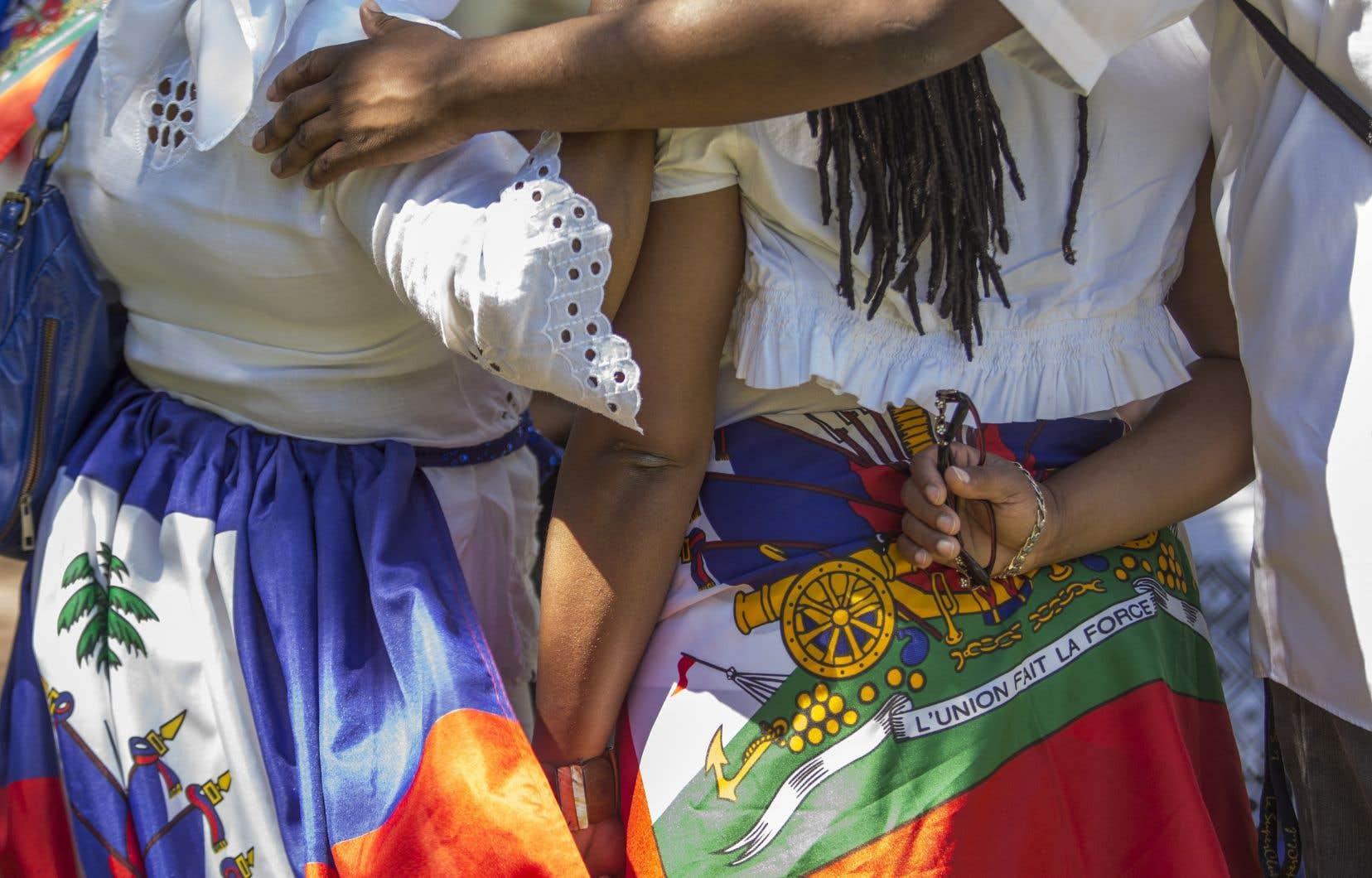 Nous Haïtiens et Haïtiennes, de Montréal ou d'ailleurs, n'avons besoin de personne pour nous faire la leçon sur notre identité, écrivent les auteurs.