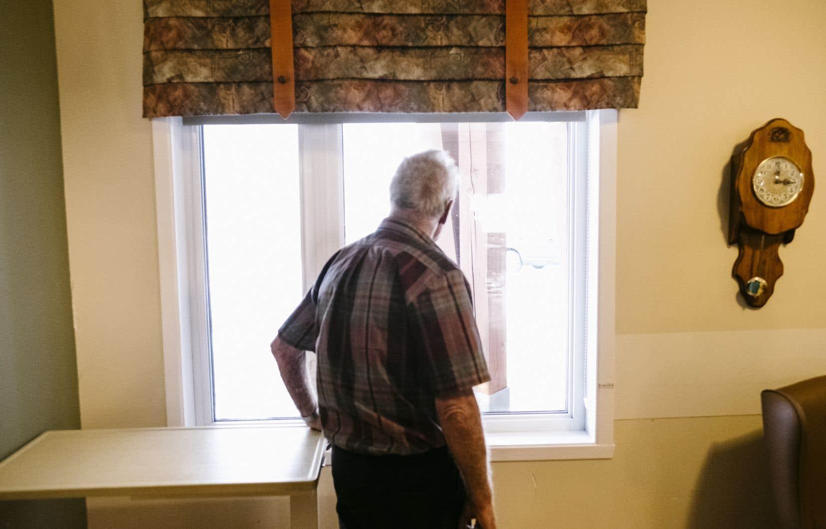La résidence pour aînés en question est aux prises avec une éclosion de COVID-19 depuis le 11juillet.