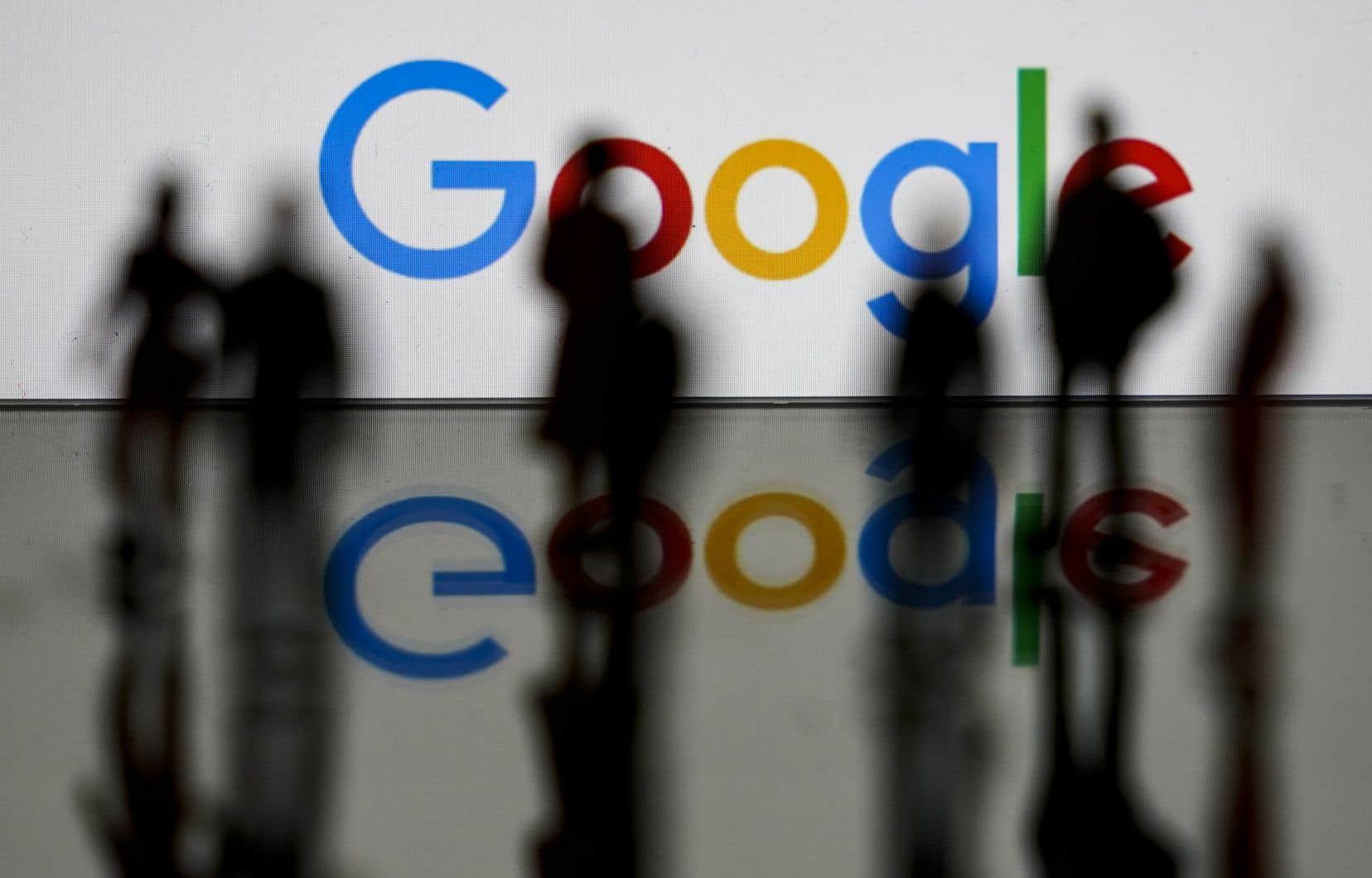 Google s'est dit «profondément déçu» par le projet du gouvernement australien.