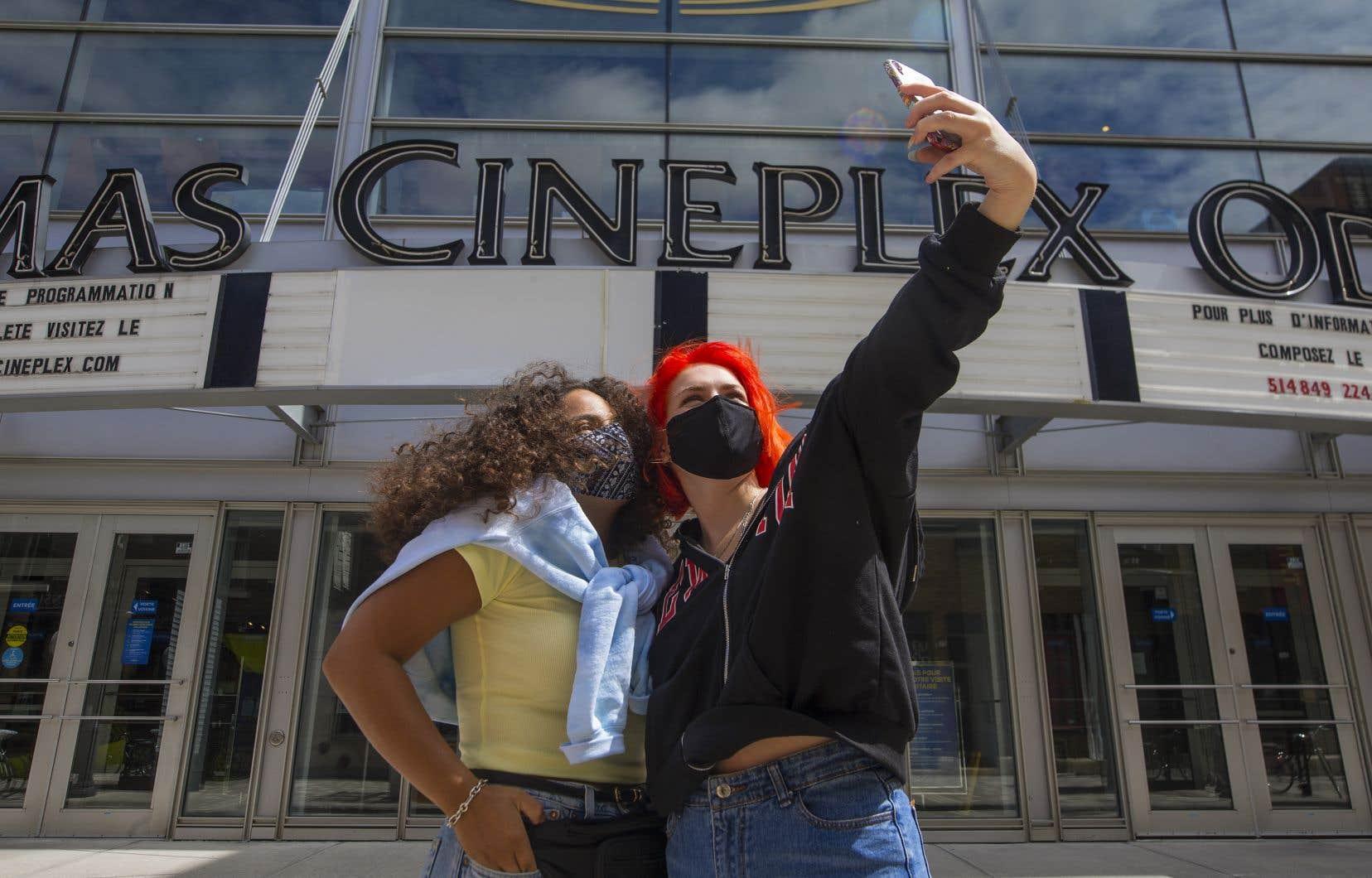 Du côté des salles de cinéma grand public, le report des gros canons américains que sont les films«Tenet», de Christopher Nolan, ou«Mulan», de Niki Caro, a eu une incidence sur la fréquentation.