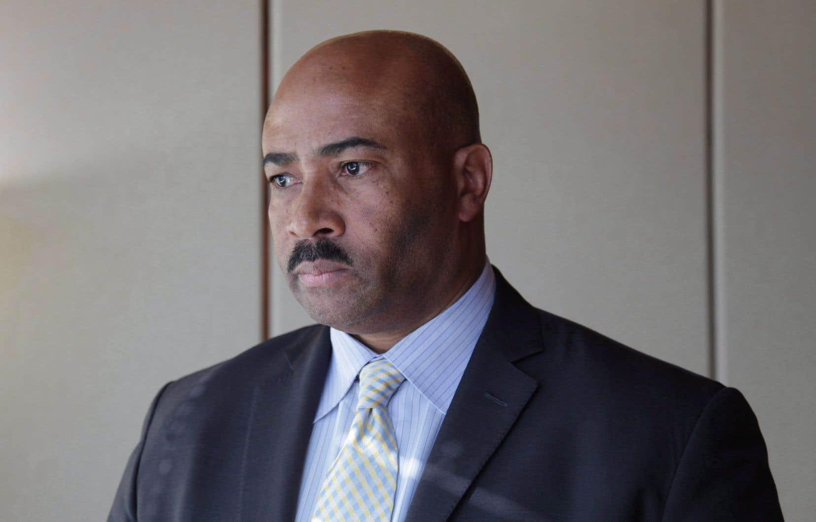 Don Meredith a démissionné du Sénat en 2017. Il n'a fait face à aucune accusation criminelle.