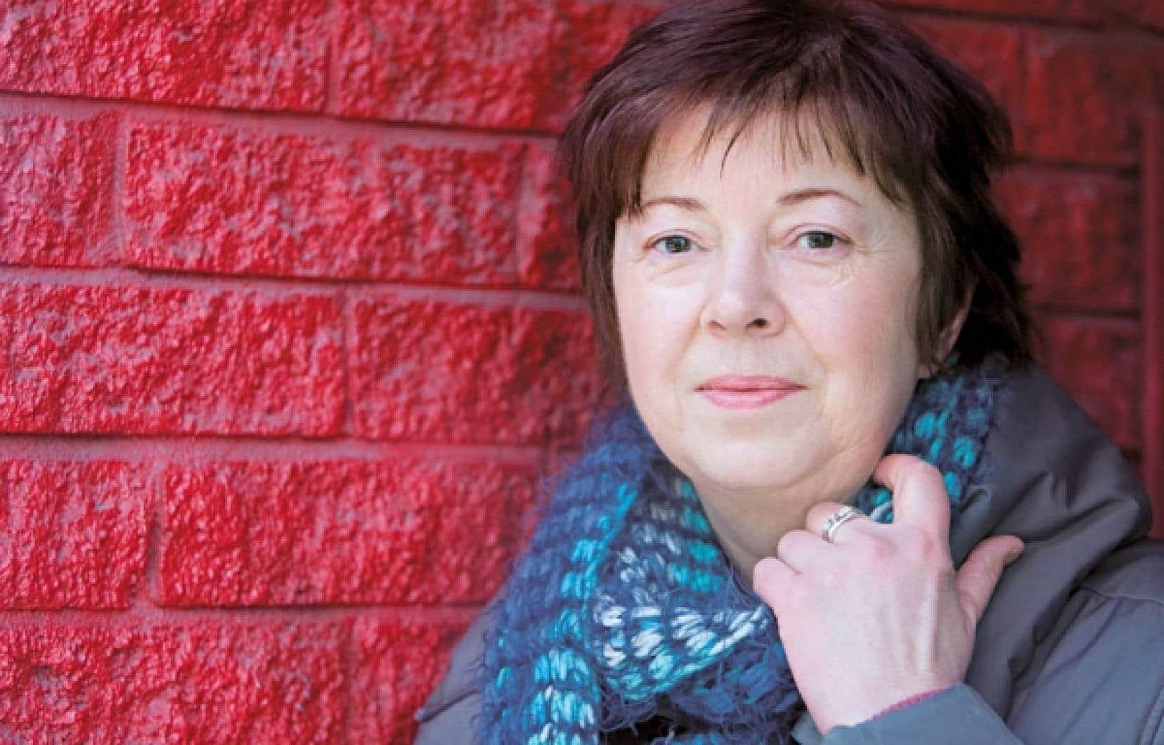 Rachel Leclerc est n&eacute;e en Gasp&eacute;sie, tout comme le personnage principal de son dernier roman.<br />