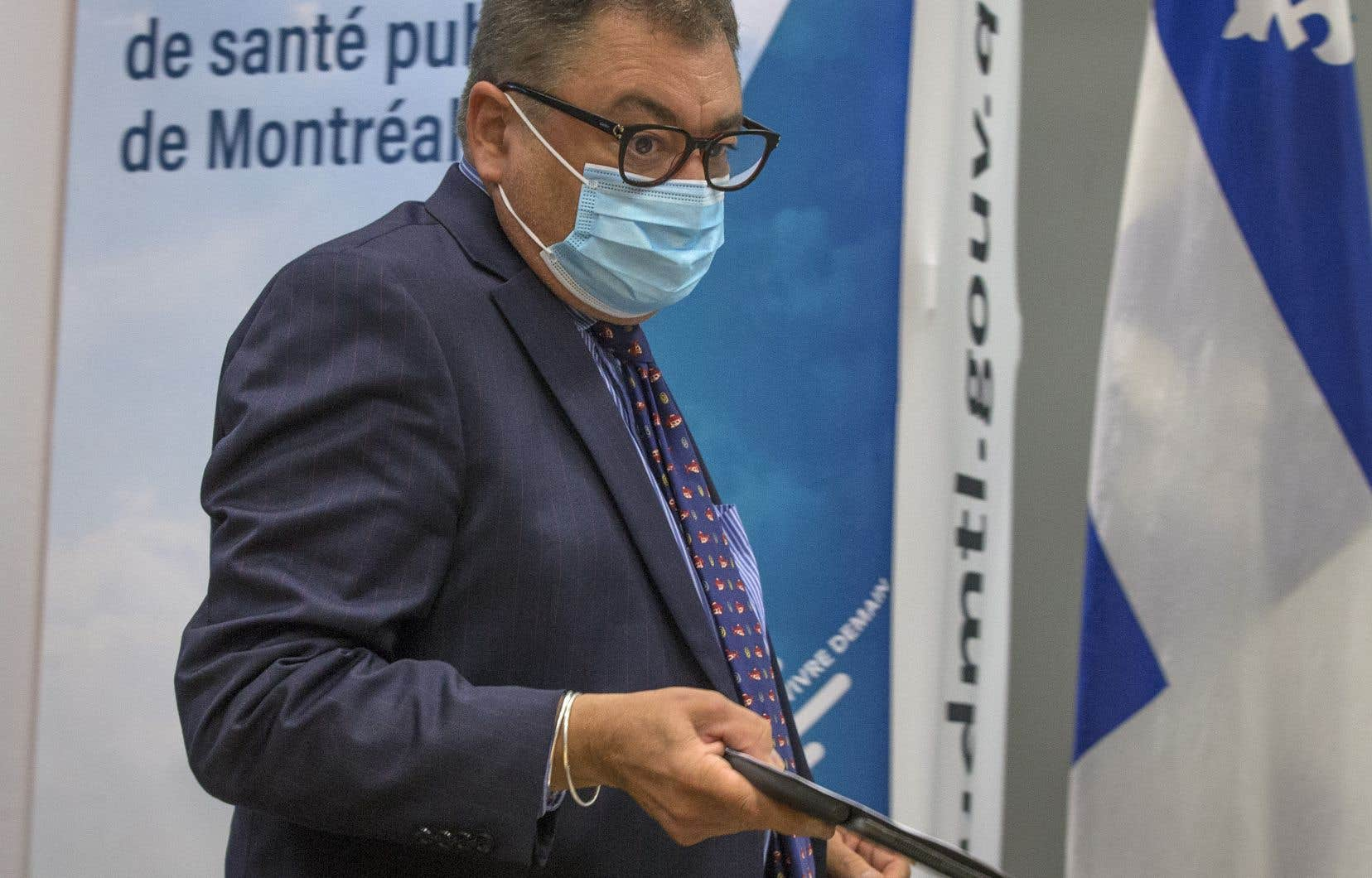 Un reconfinement à grande échelle est «très peu probable», a avancé le Dr Horacio Arruda, directeur national de la santé publique, vendredi, en conférence de presse.