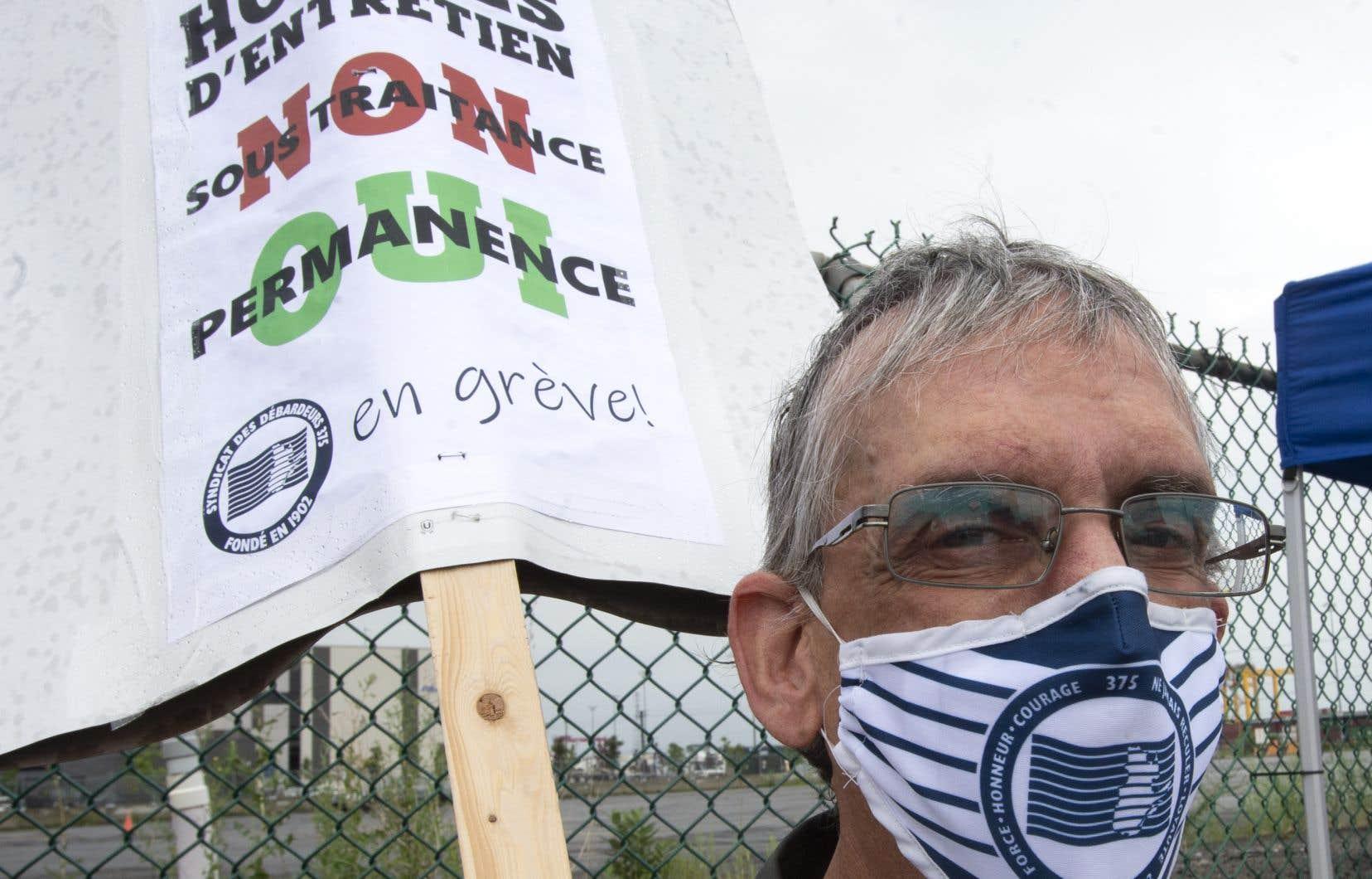 Deux fois au cours des dernières semaines, le syndicat a déclenché une grève de quatre jours.