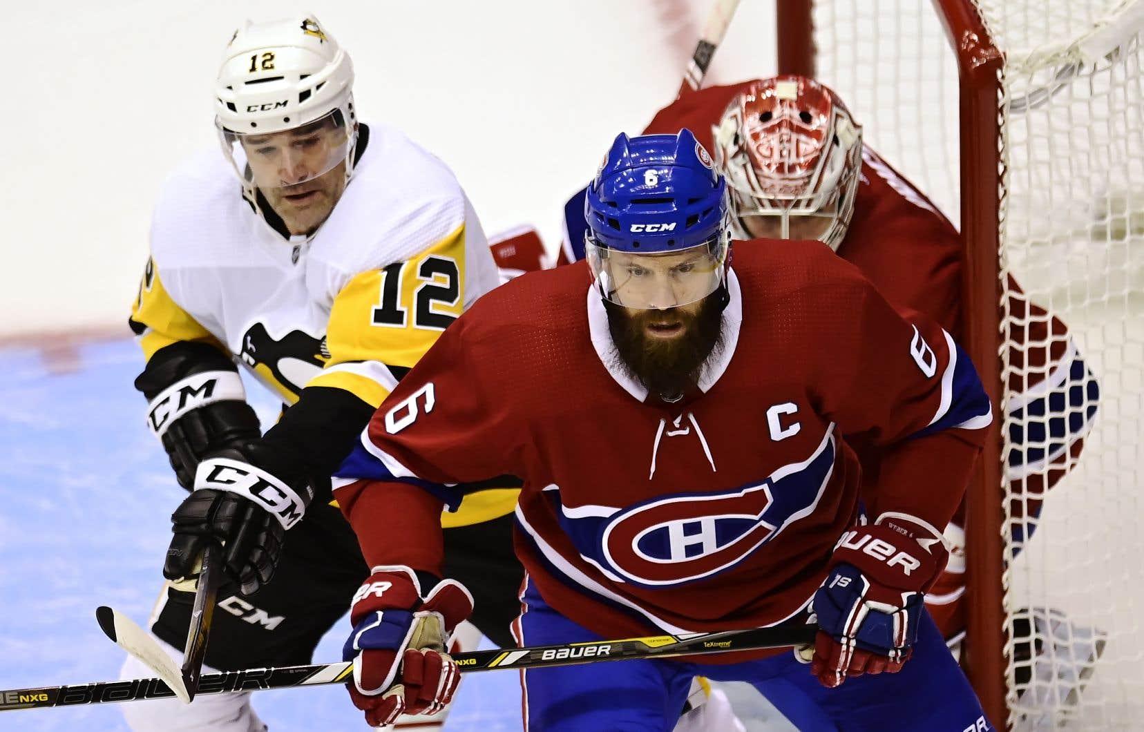 Shea Weber et Carey Price devront de nouveau se montrer solides, cette fois-ci contre les Flyers, invaincus dans la «bulle» de Toronto.
