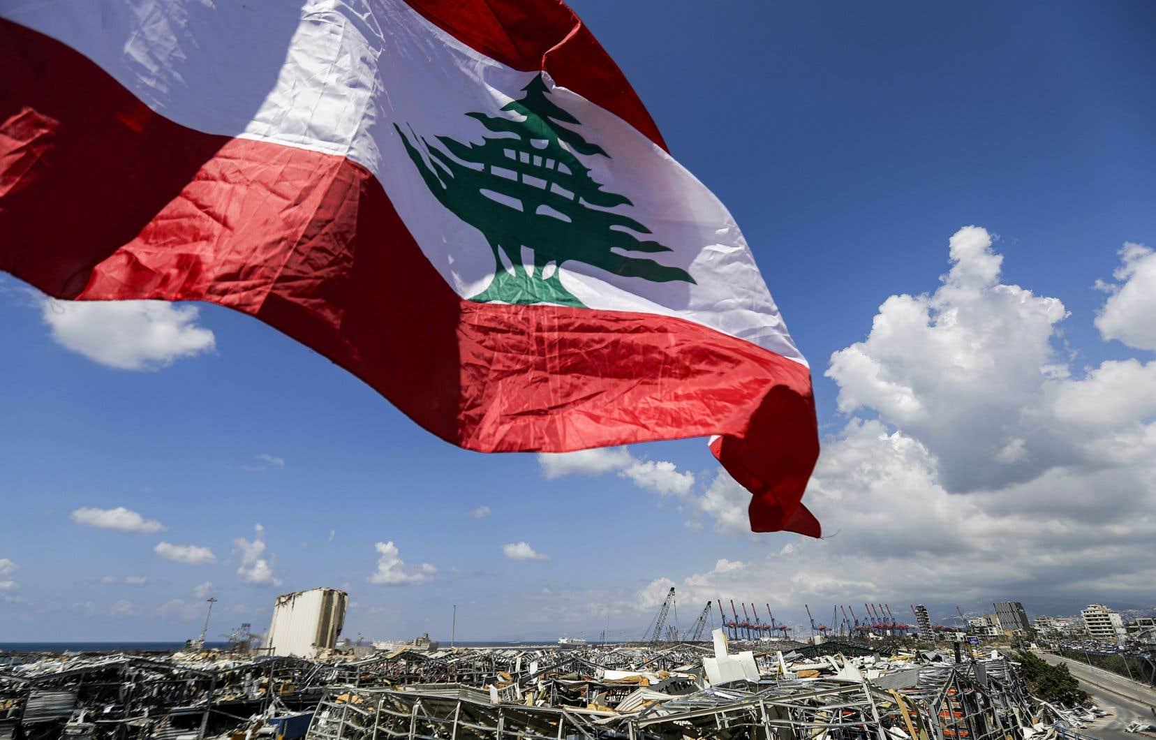 «Nous avons des liens historiques avec ce pays. Au-delà de la nécessaire aide humanitaire déjà prévue, le Canada pourrait offrir sa coopération pour assister le Liban», dit l'auteur.