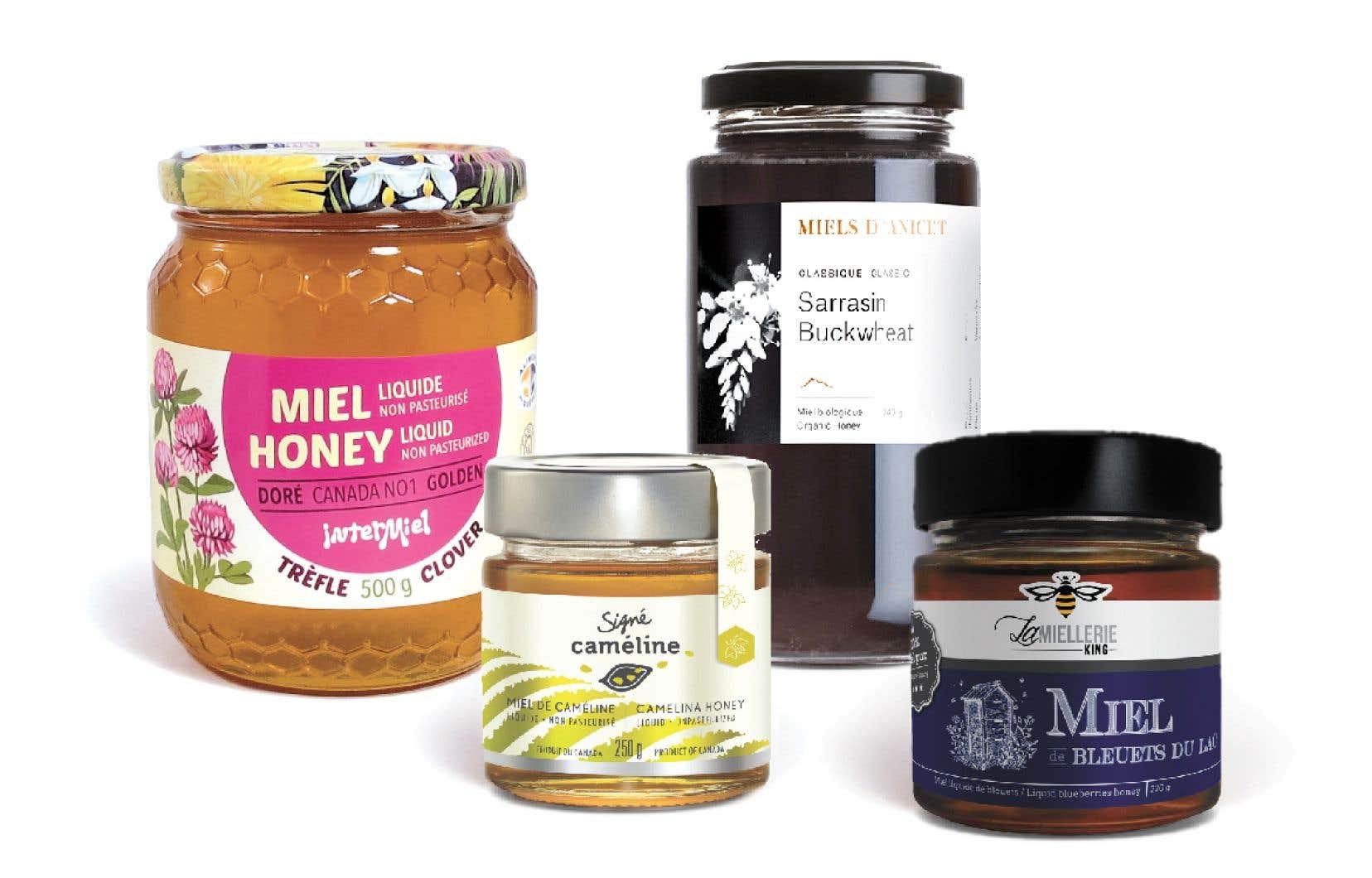 Du plus doux au plus corsé, les miels de chez nous révèlent des profils aromatiques pour tous les goûts.