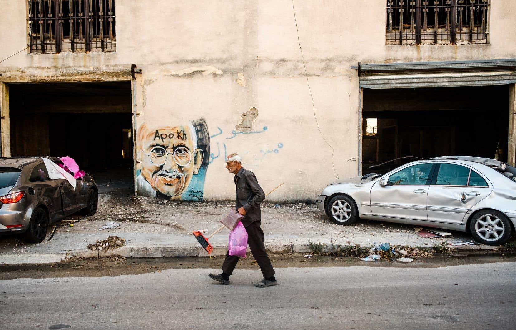 En photos   Le plus grand traumatisme de Beyrouth   Le Devoir